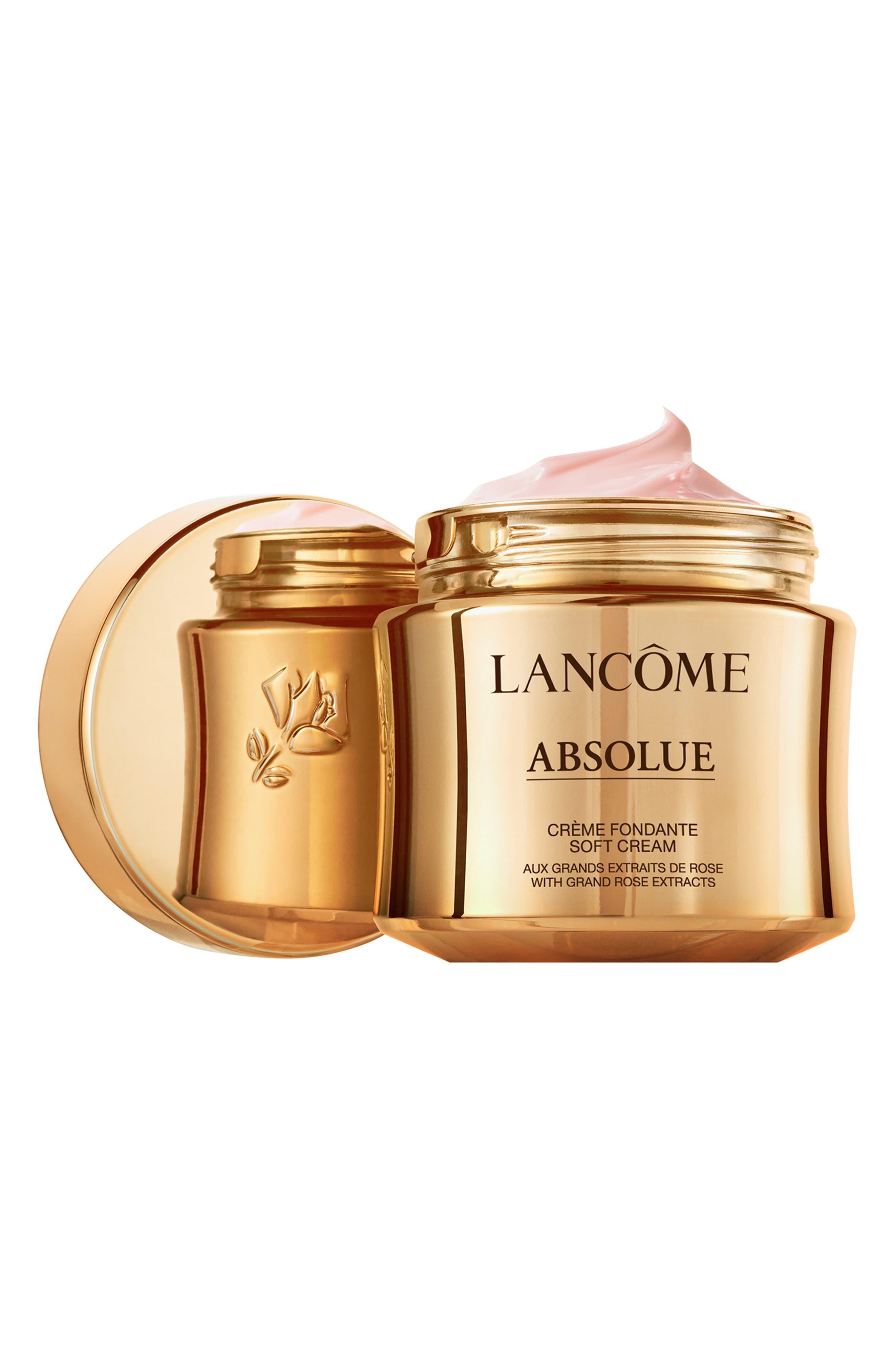 LANCÔME, Absolue Revitalizing & Brightening Soft Cream, Main thumbnail 1, color, NO COLOR