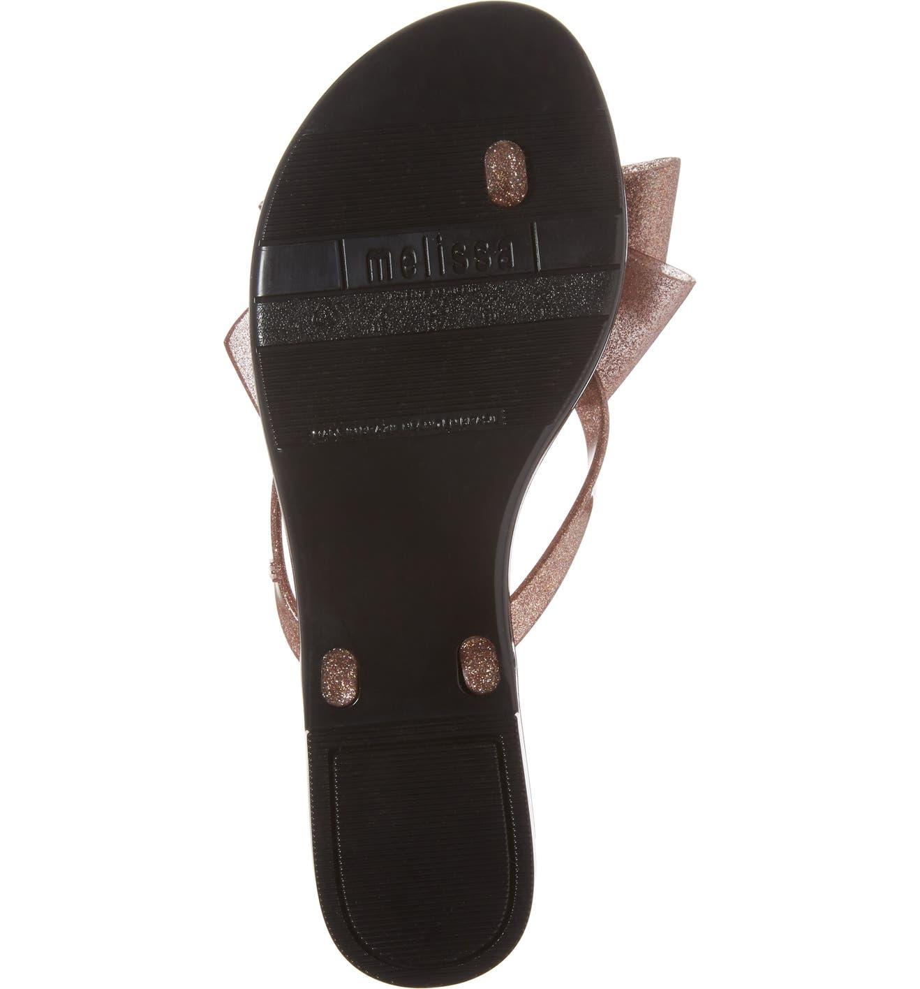 8c9cd6cae Melissa Harmonic Bow III Flip Flop (Women)