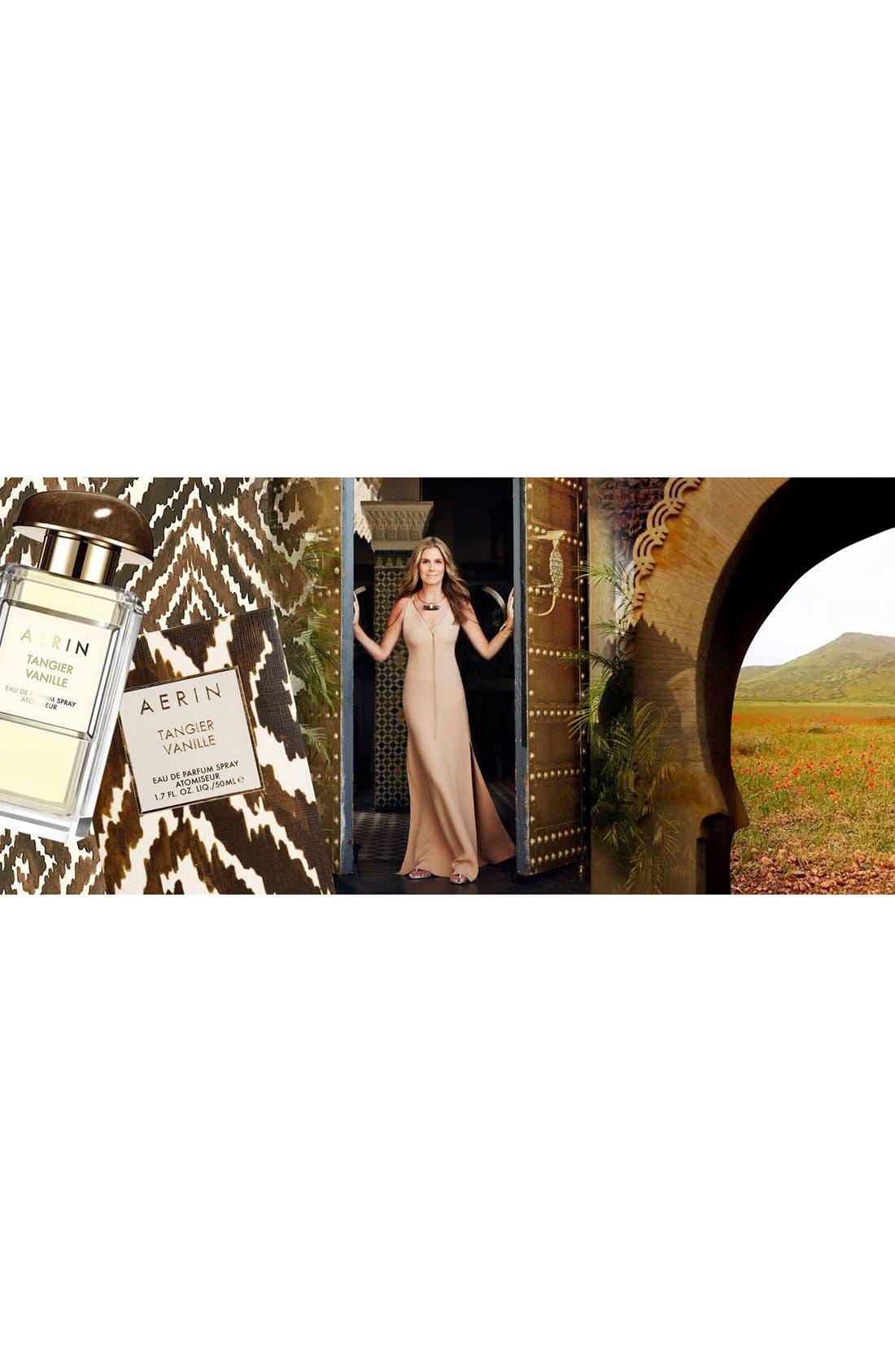 ESTÉE LAUDER, AERIN Beauty Tangier Vanille Eau de Parfum Spray, Alternate thumbnail 7, color, NO COLOR