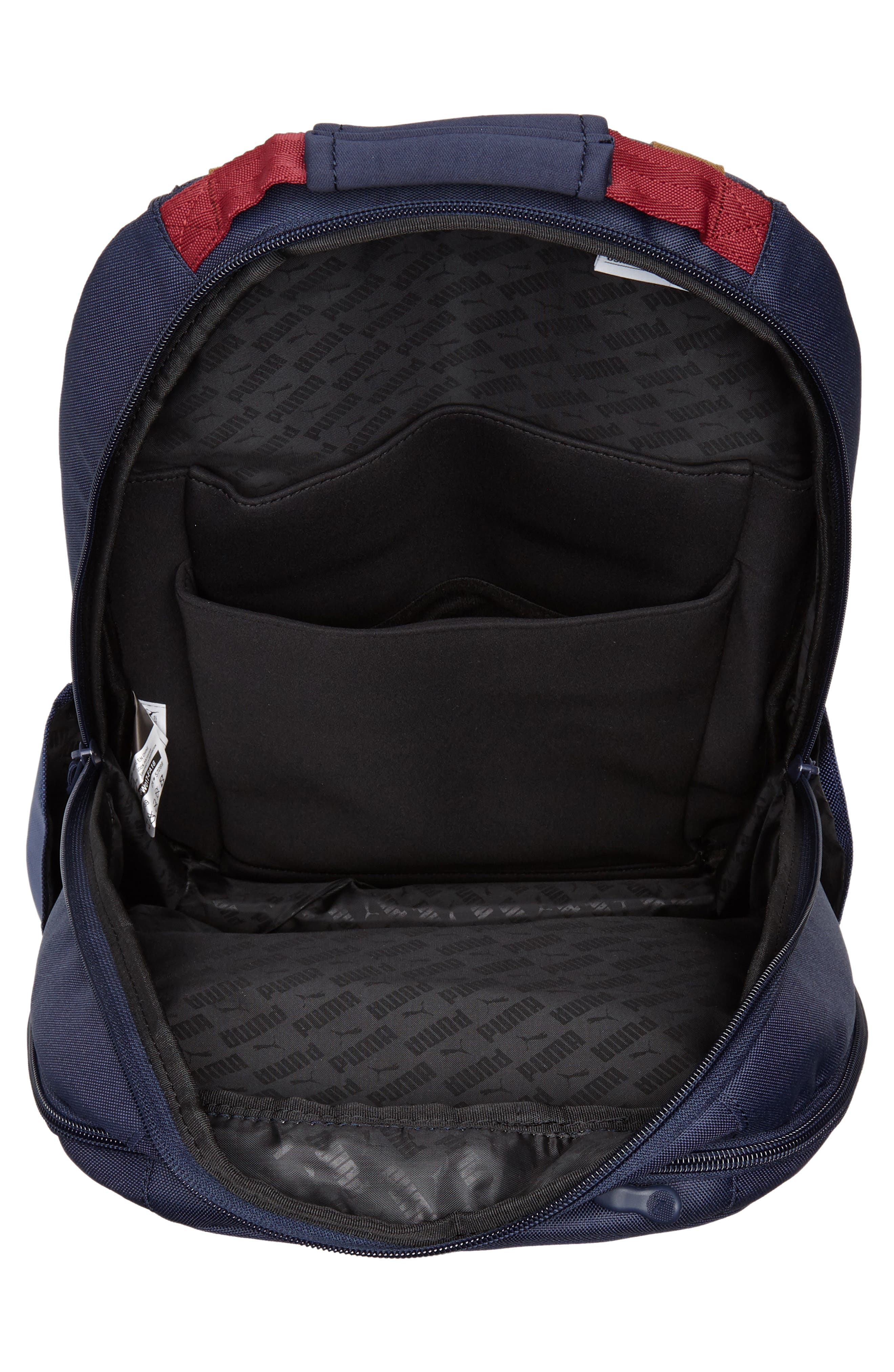 PUMA, Ready Backpack, Alternate thumbnail 4, color, 410