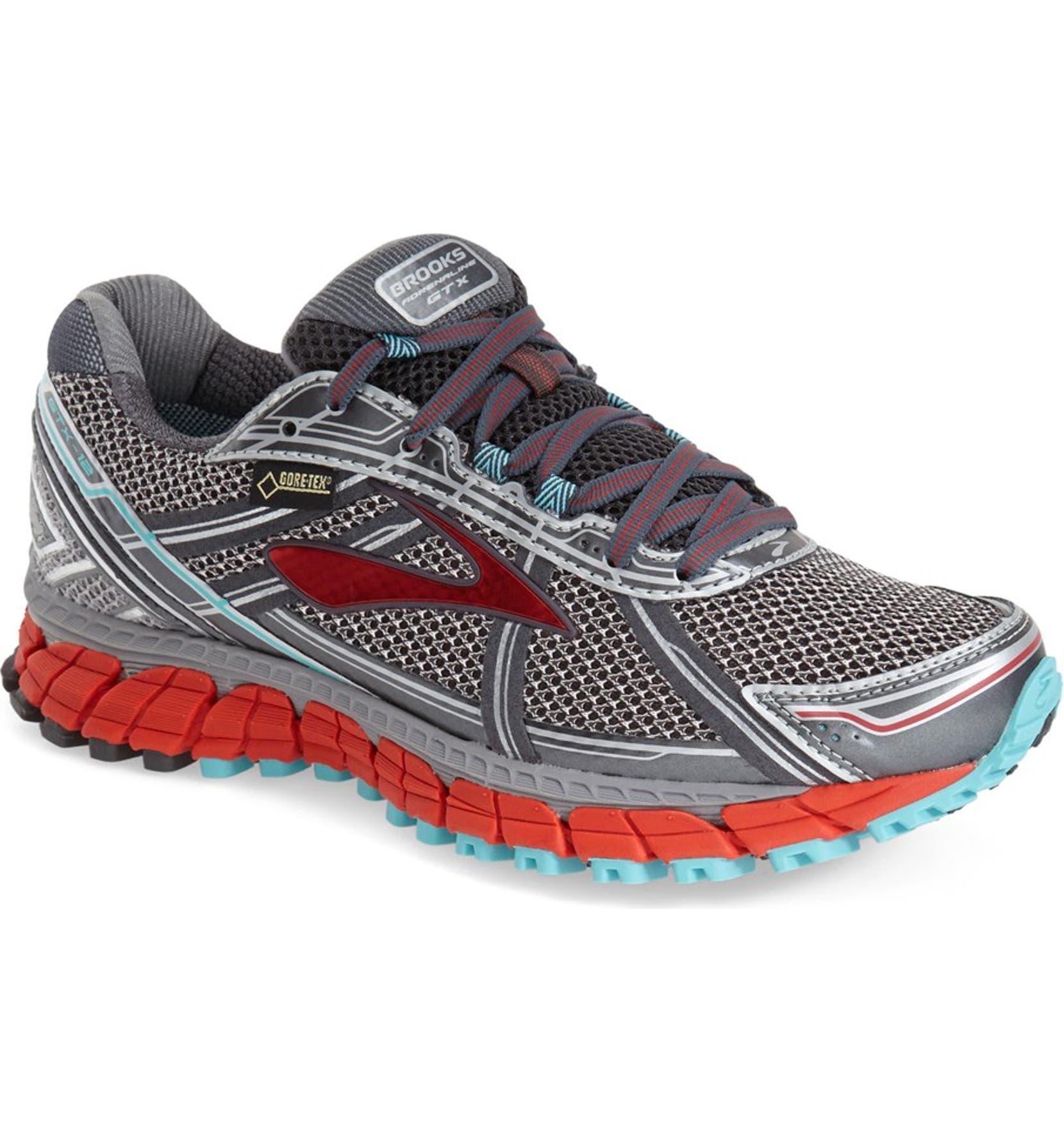 9b7576cade5 Brooks  Adrenaline ASR 12 GTX  Waterproof Running Shoe (Women ...