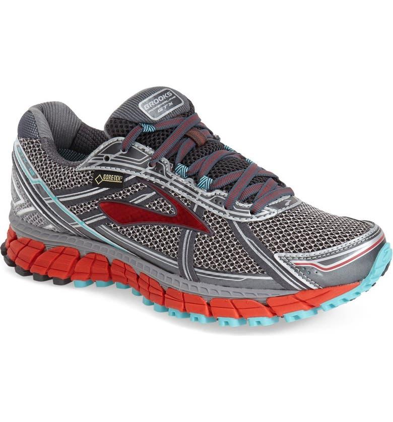 cc522cc64d0bb Brooks  Adrenaline ASR 12 GTX  Waterproof Running Shoe (Women ...