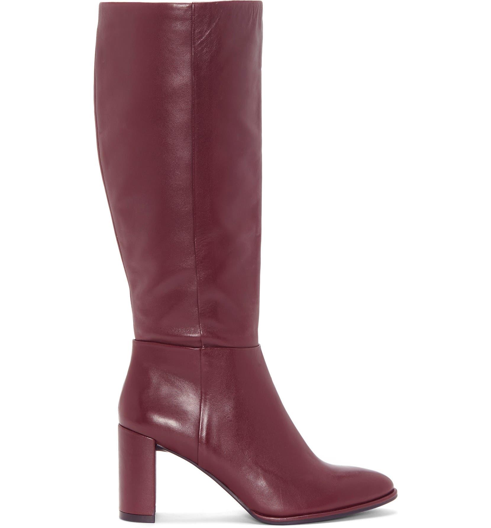 2477b733f8fffc Enzo Angiolini Wenda Knee High Boot (Women) (Narrow Calf)