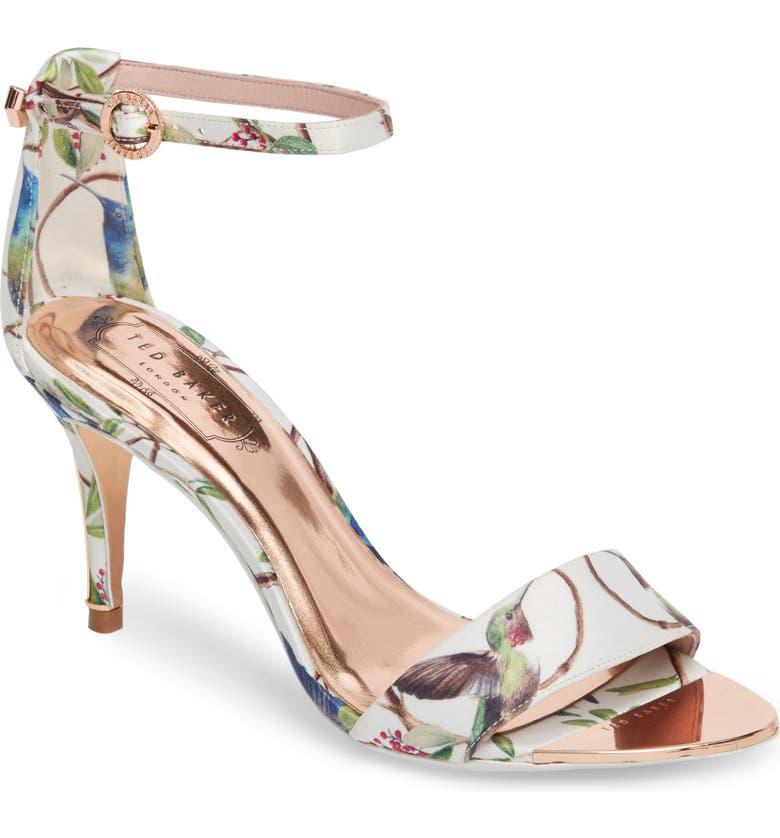 2695dd8b391 Ted Baker London Mavbe Ankle Strap Sandal (Women)