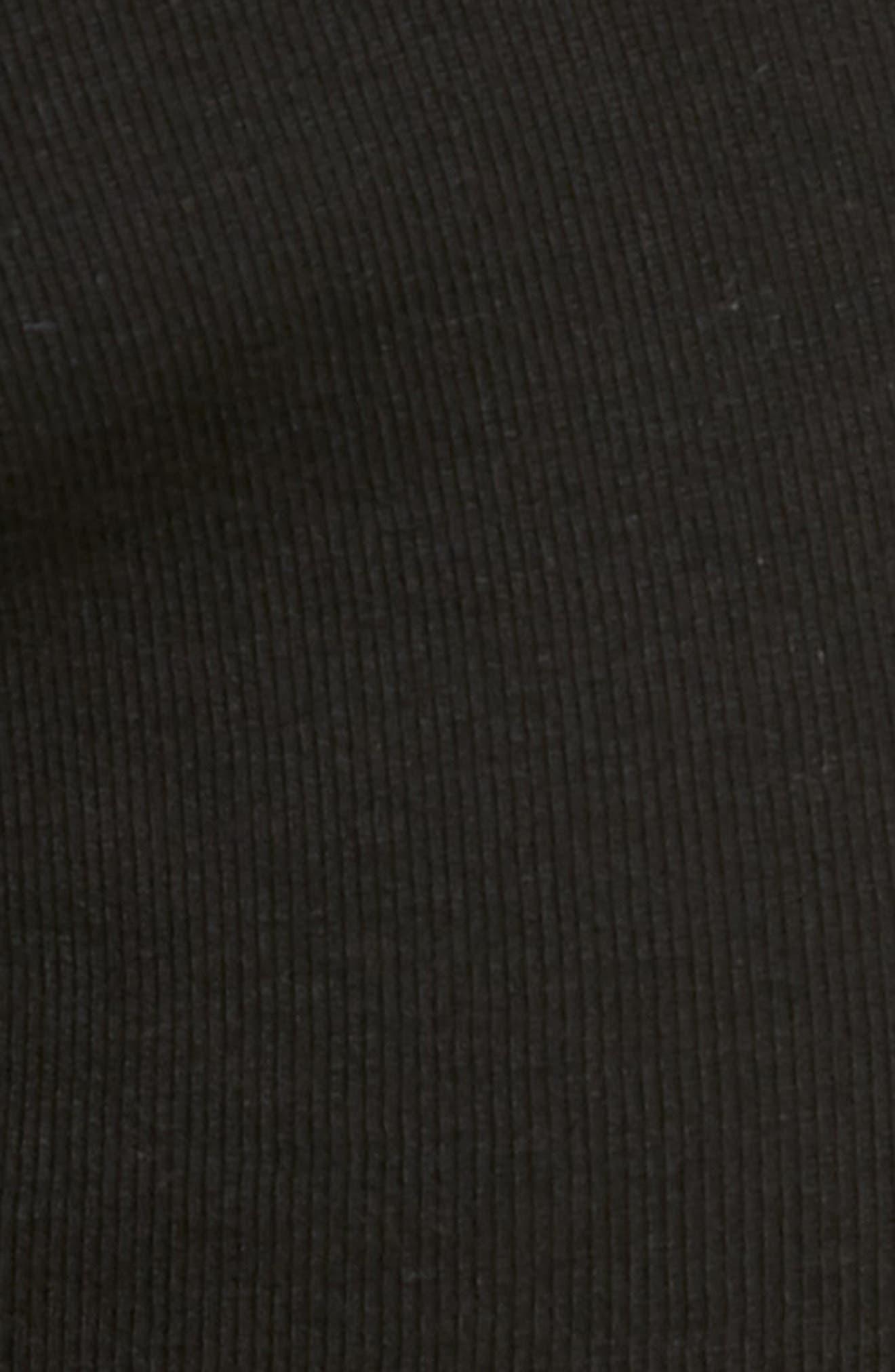 LAUREN RALPH LAUREN, Polo Ralph Lauren 3-Pack Cotton Boxer Briefs, Alternate thumbnail 6, color, POLO BLACK