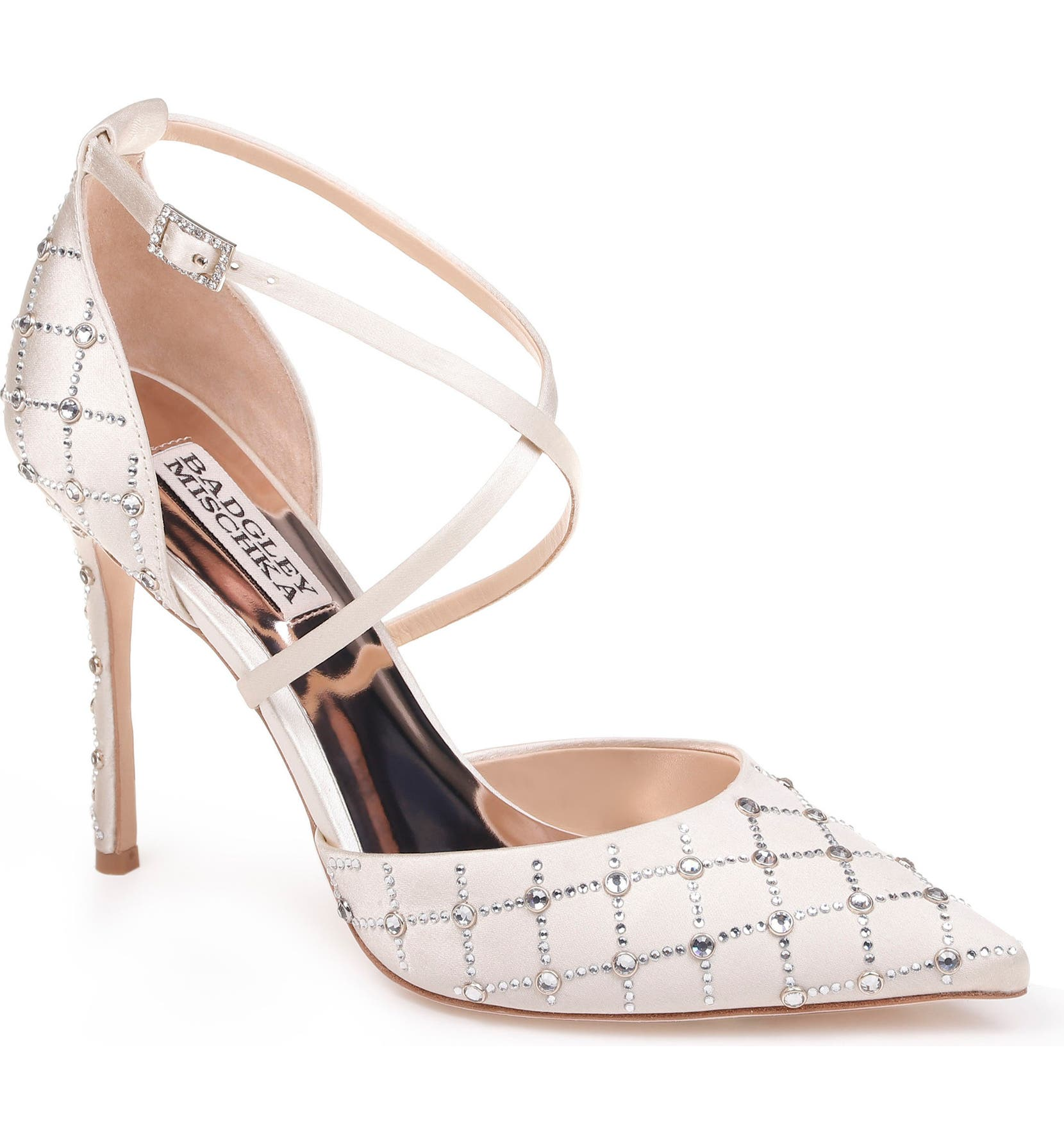 4e672cdb5aa Badgley Mischka Shiloh Pointy Toe Pump (Women)