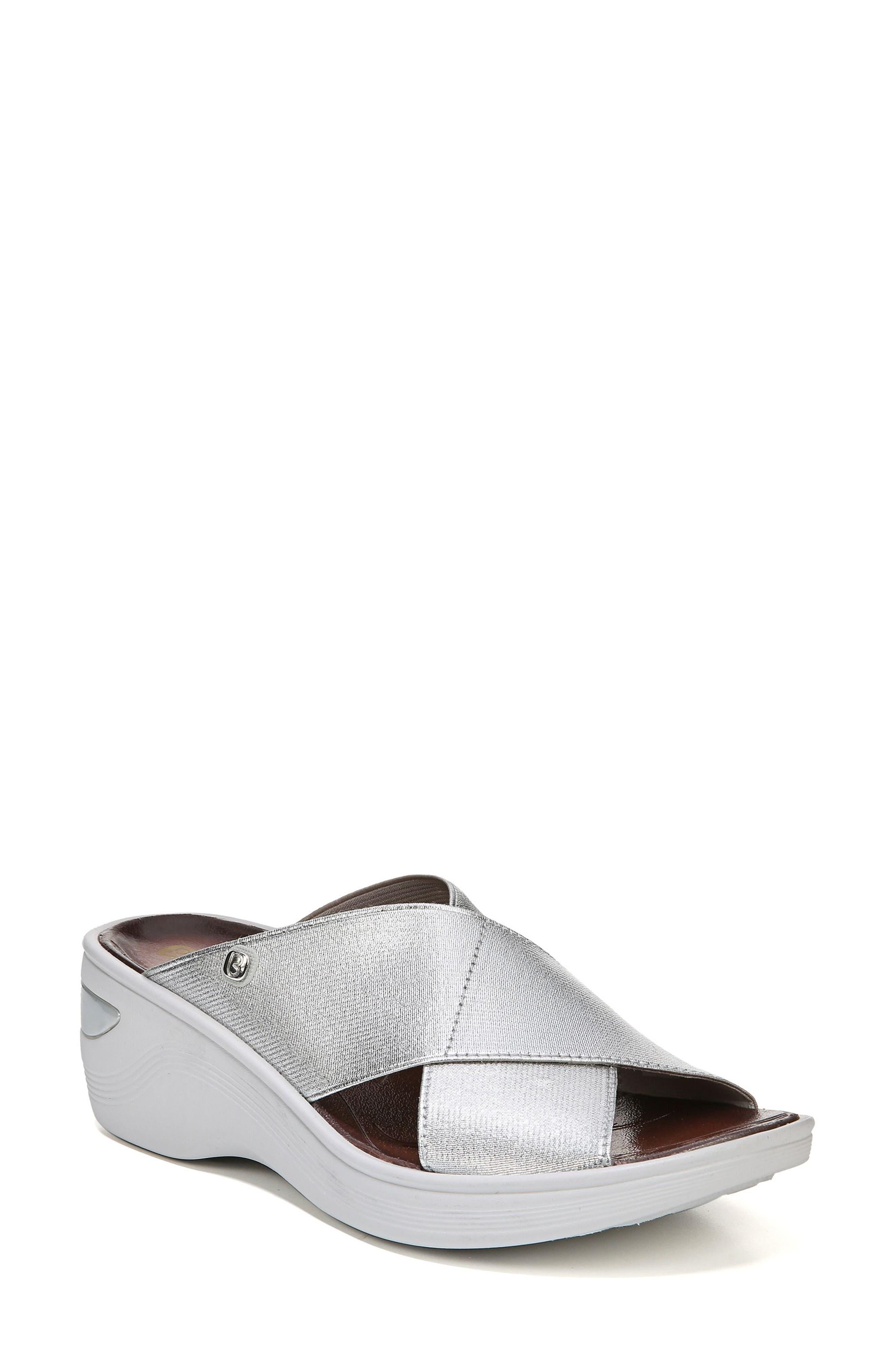 BZEES 'Desire' Wedge Sandal, Main, color, 040