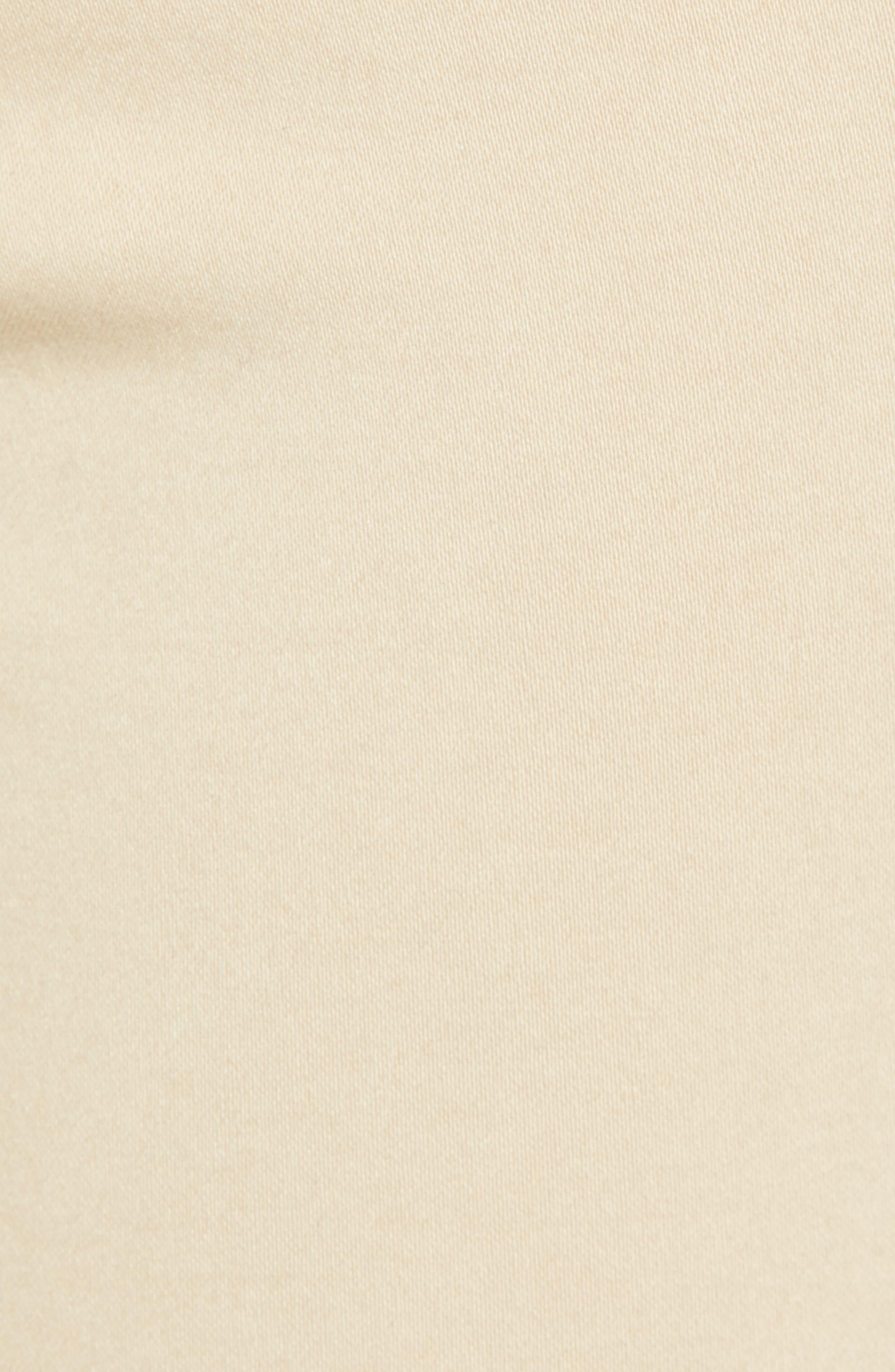AG, Farrah High Waist Ankle Skinny Jeans, Alternate thumbnail 6, color, SULFUR FRESH SAND