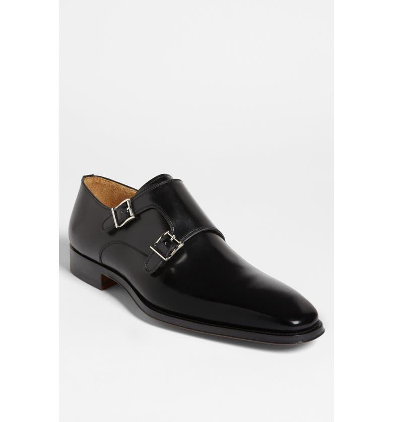 12eb47b93b2 Magnanni  Miro  Double Monk Strap Shoe (Men)