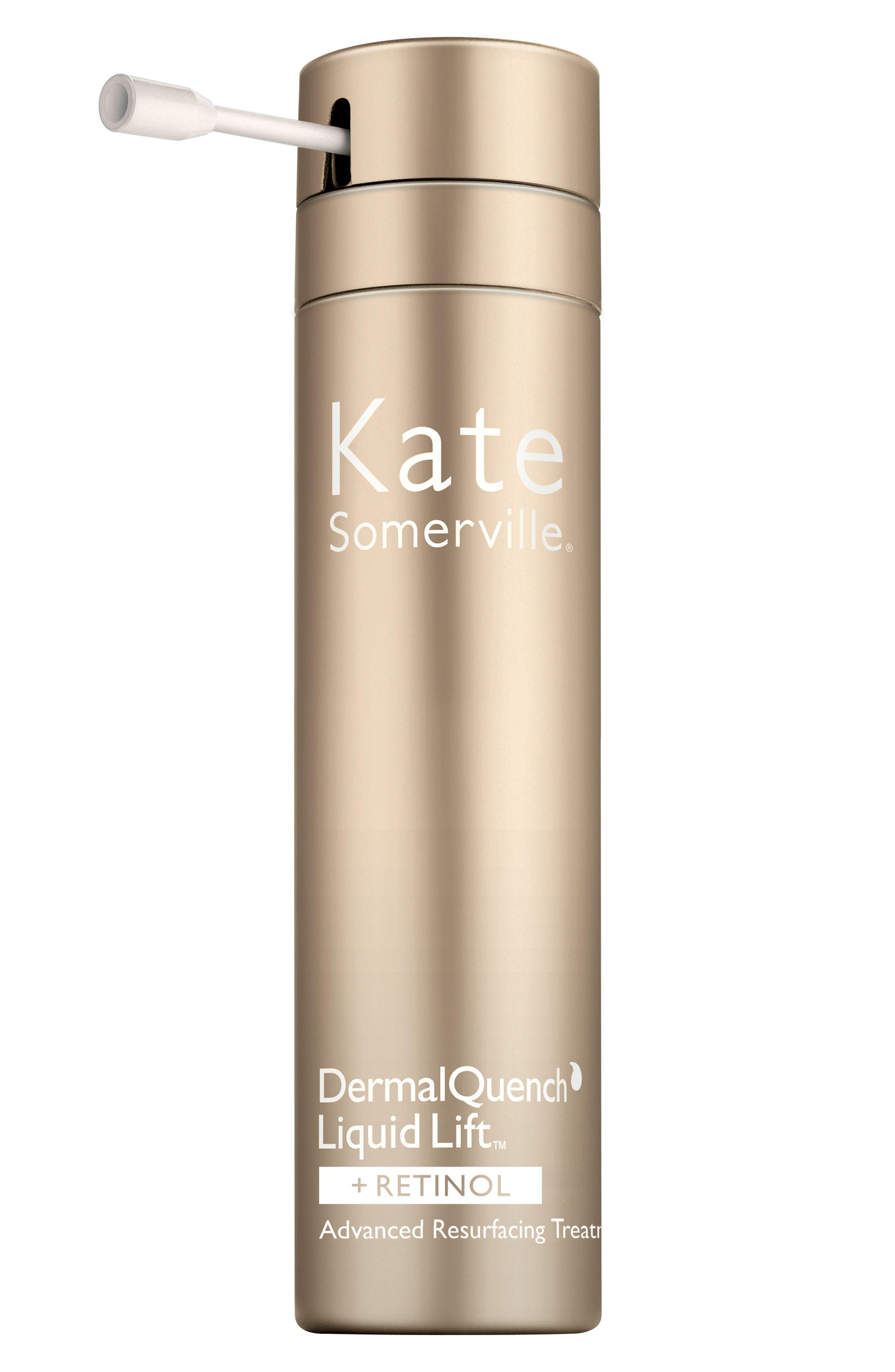 KATE SOMERVILLE<SUP>®</SUP>, DermalQuench Liquid Lift<sup>™</sup> + Retinol Advanced Resurfacing Treatment, Main thumbnail 1, color, NO COLOR