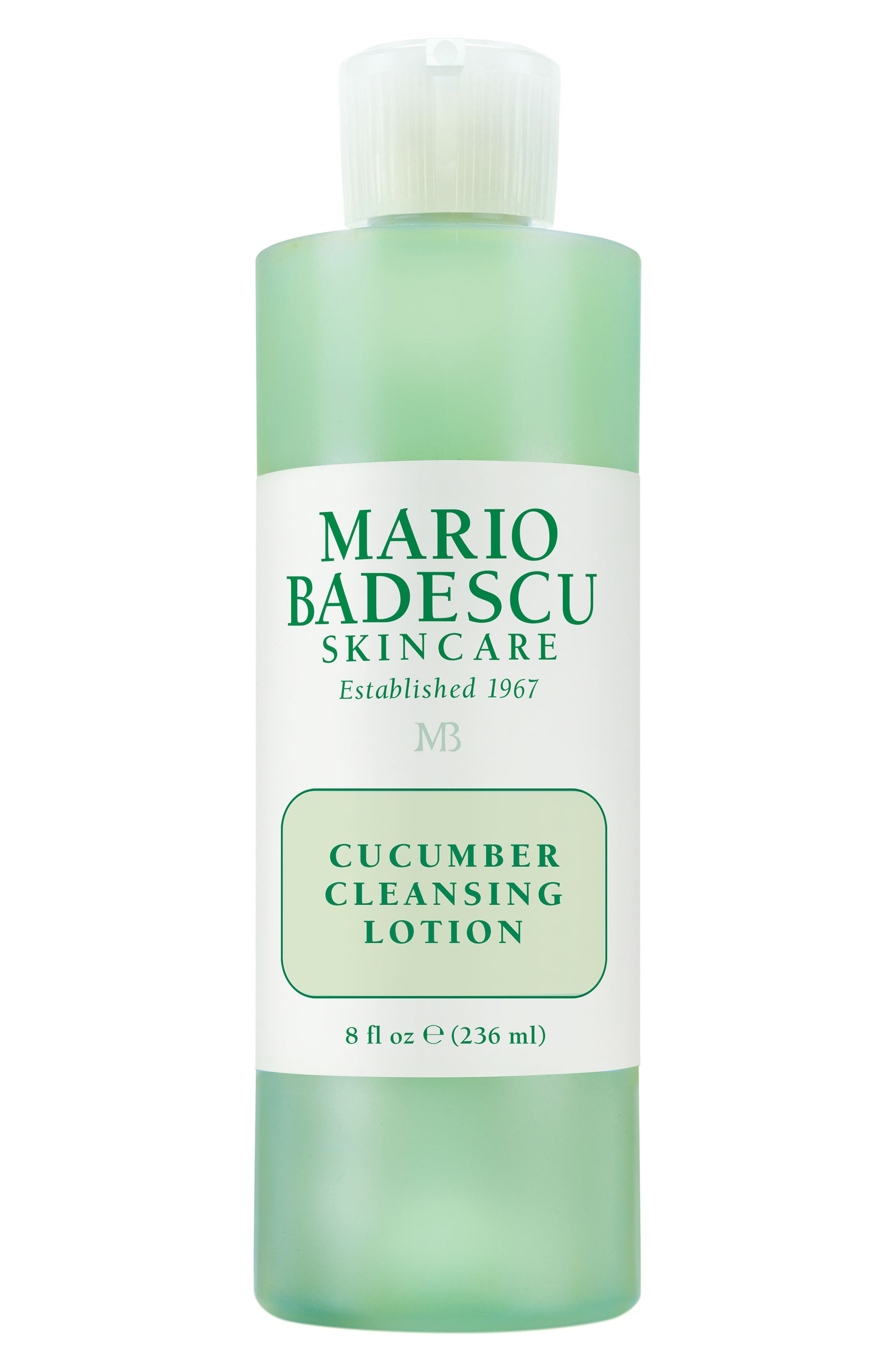 MARIO BADESCU Cucumber Cleansing Lotion, Main, color, NO COLOR