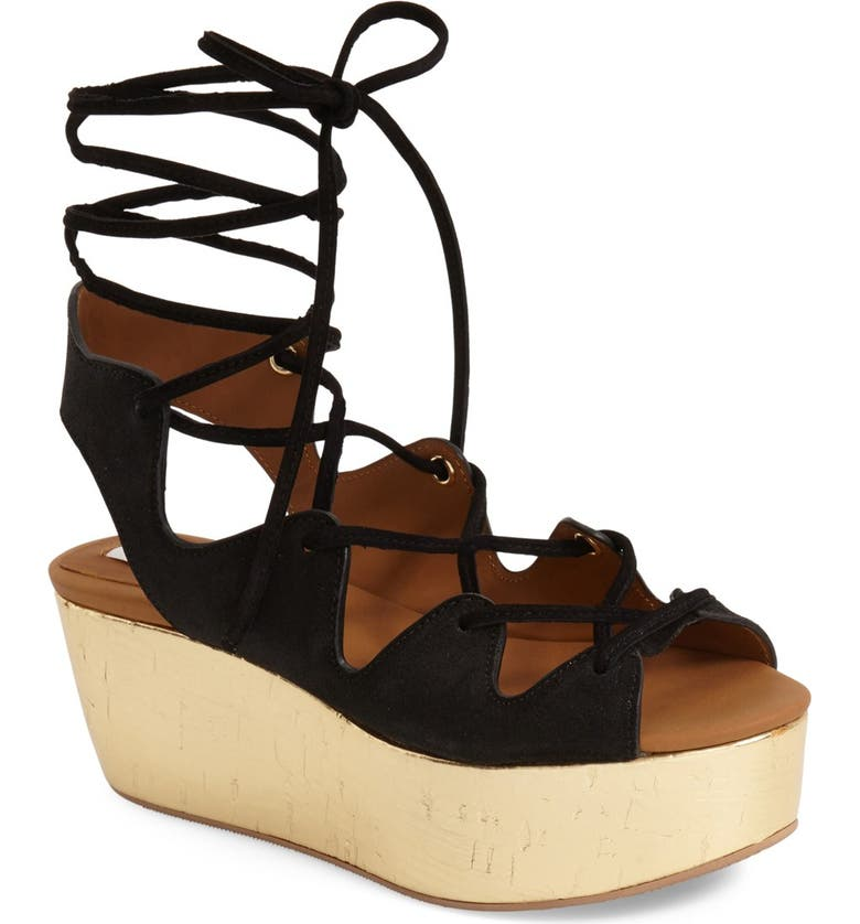 18a59bb6b7b See by Chloé  Liana  Platform Wedge Sandal (Women)