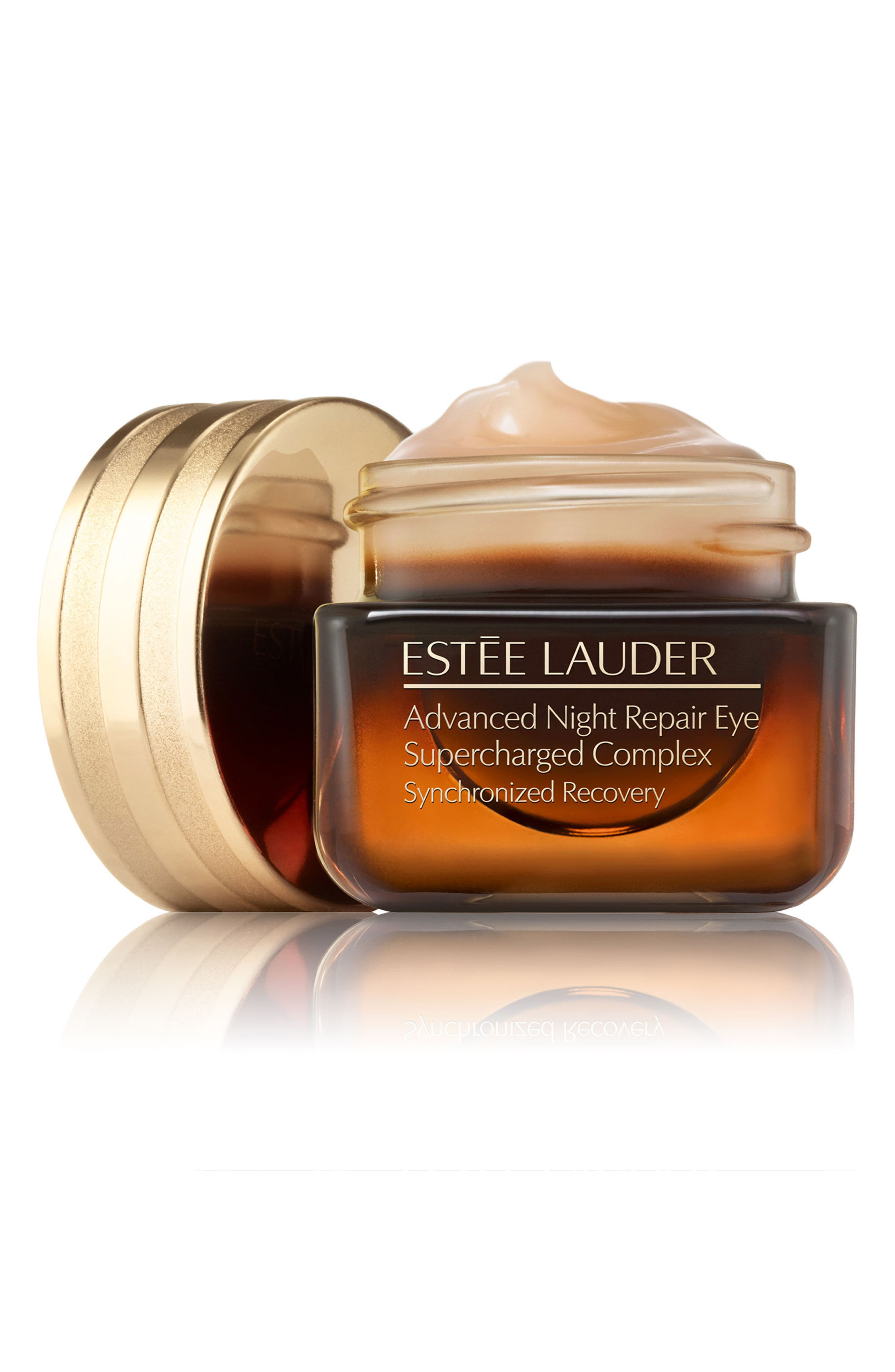 ESTÉE LAUDER, Advanced Night Repair Eye Supercharged Complex Synchronized Recovery, Alternate thumbnail 2, color, NO COLOR