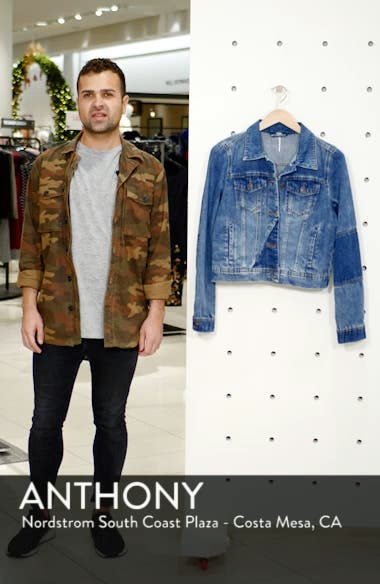Rumors Denim Jacket, sales video thumbnail