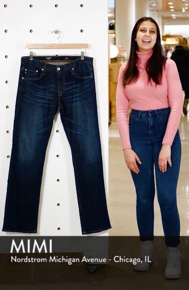 Protégé Straight Leg Jeans, sales video thumbnail