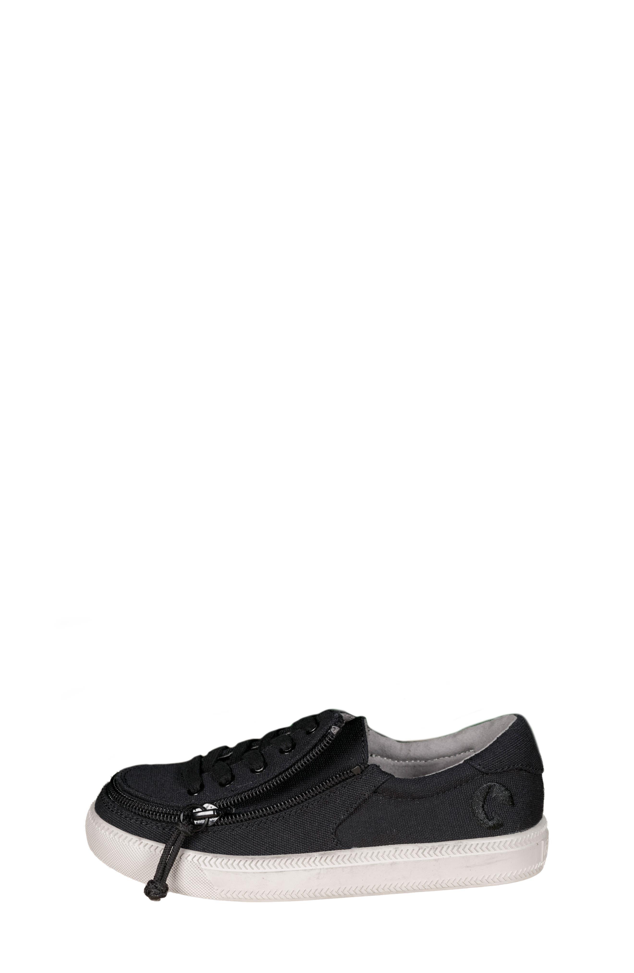 Classic Zip Around Low Top Sneaker, video thumbnail