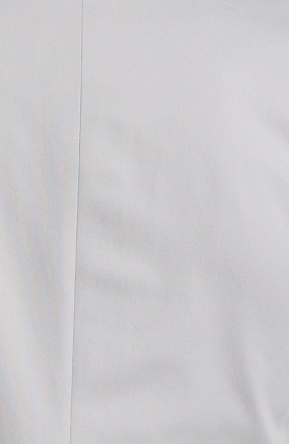 ZZDNUHUGO BOSS, HUGO 'Aeris' Trim Fit Cotton Blend Blazer, Alternate thumbnail 4, color, 030