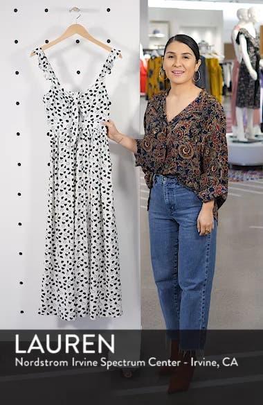 Heart Knot Maxi Dress, sales video thumbnail