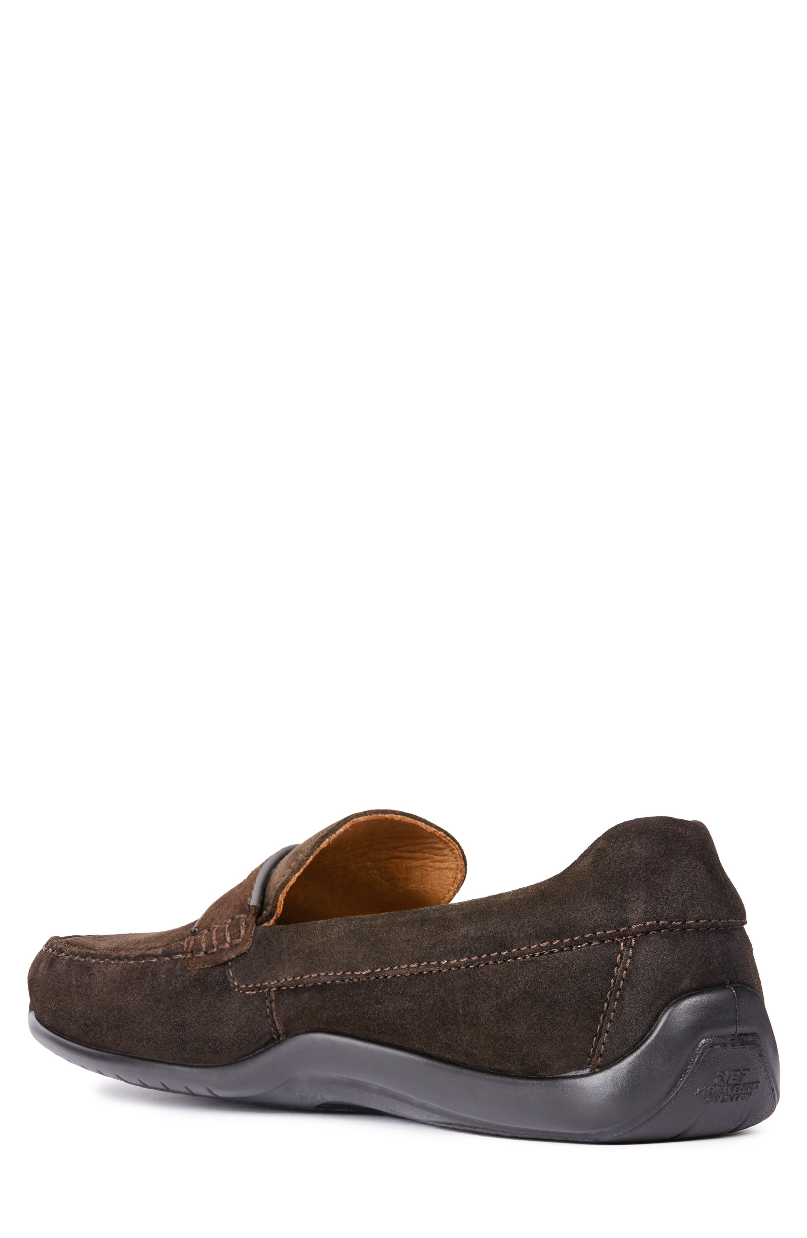 GEOX, Xense Mox 15 Penny Loafer, Alternate thumbnail 2, color, 248