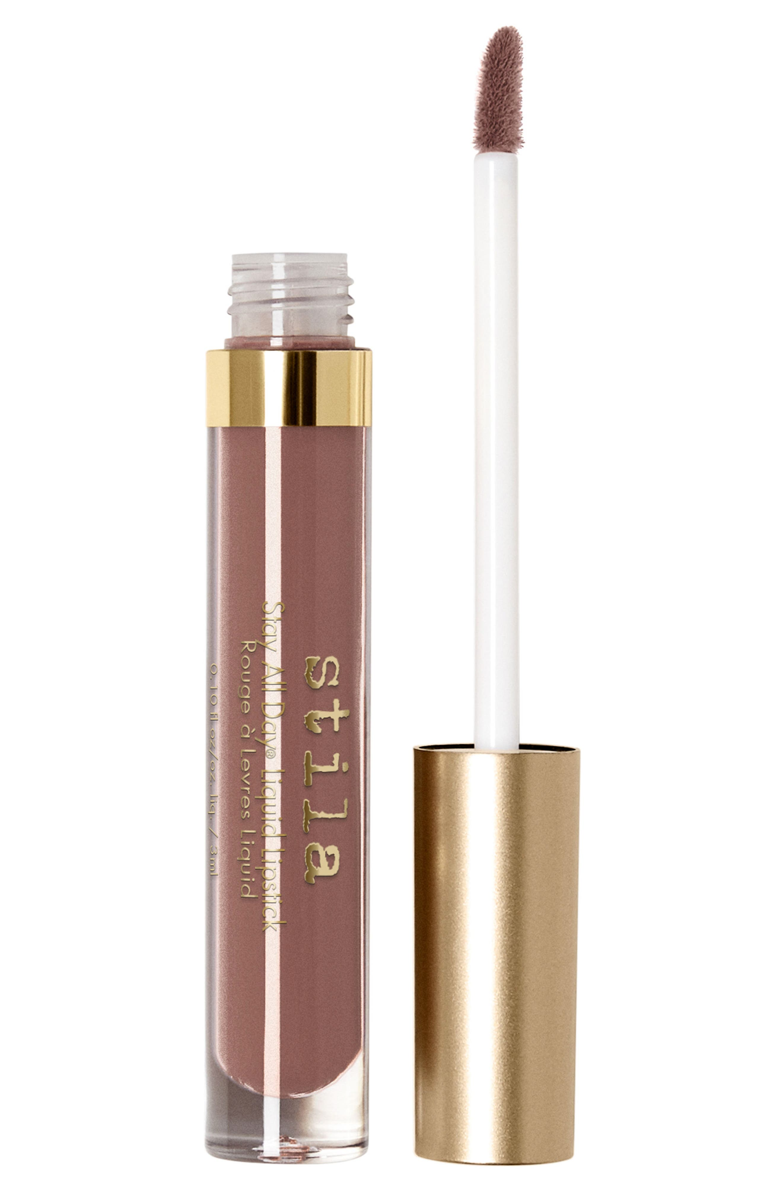 STILA Stay All Day<sup>®</sup> Liquid Lipstick, Main, color, BISCOTTI