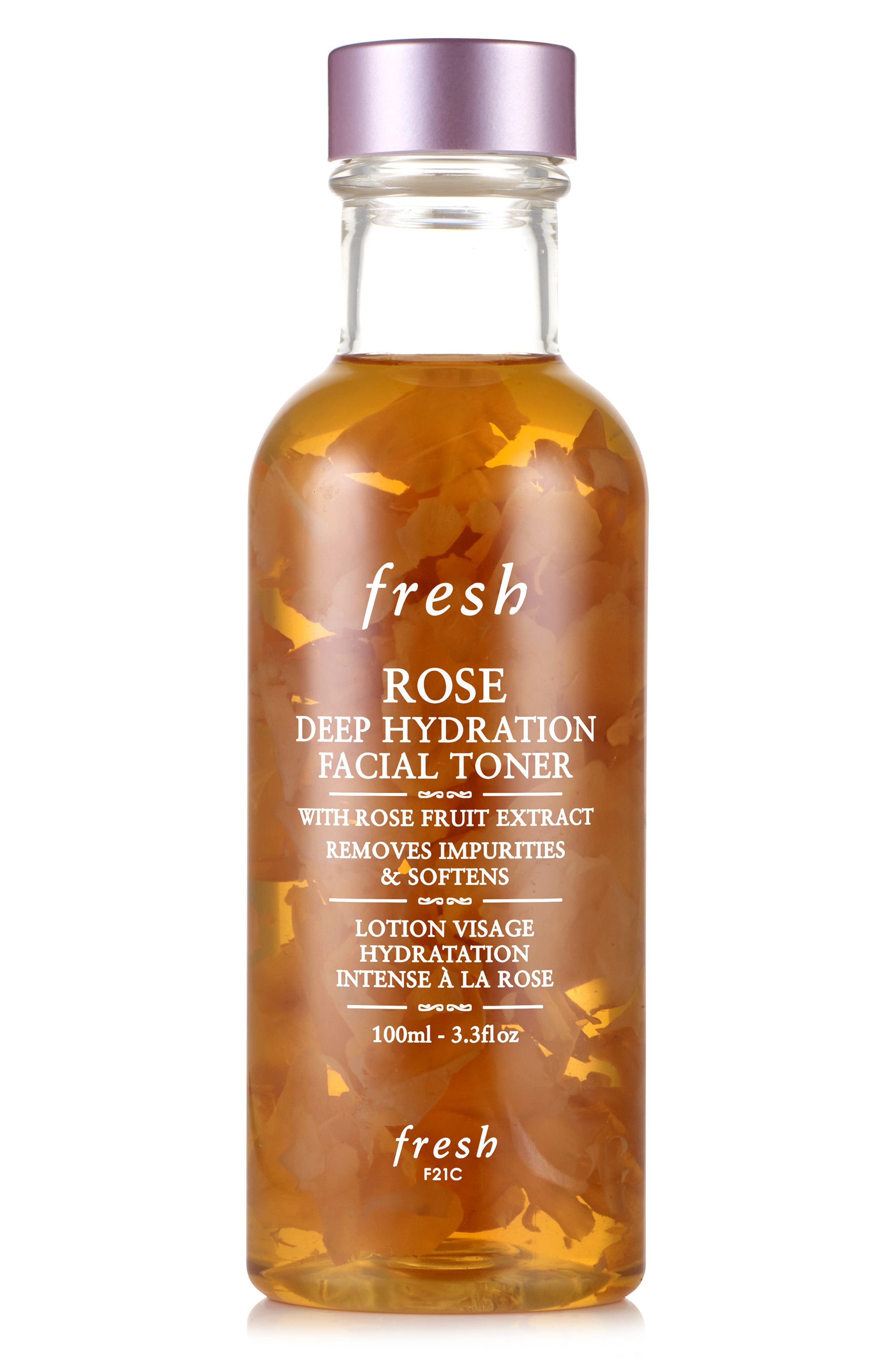 FRESH<SUP>®</SUP>, Rose Deep Hydration Facial Toner, Alternate thumbnail 2, color, NO COLOR