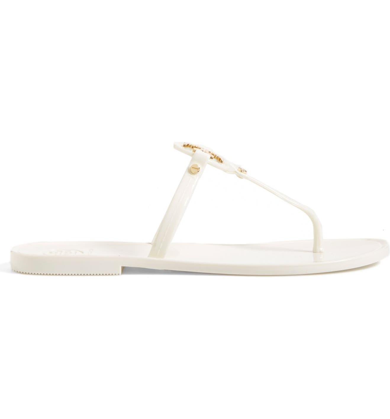 0199eb42a Tory Burch  Mini Miller  Flat Sandal (Women)