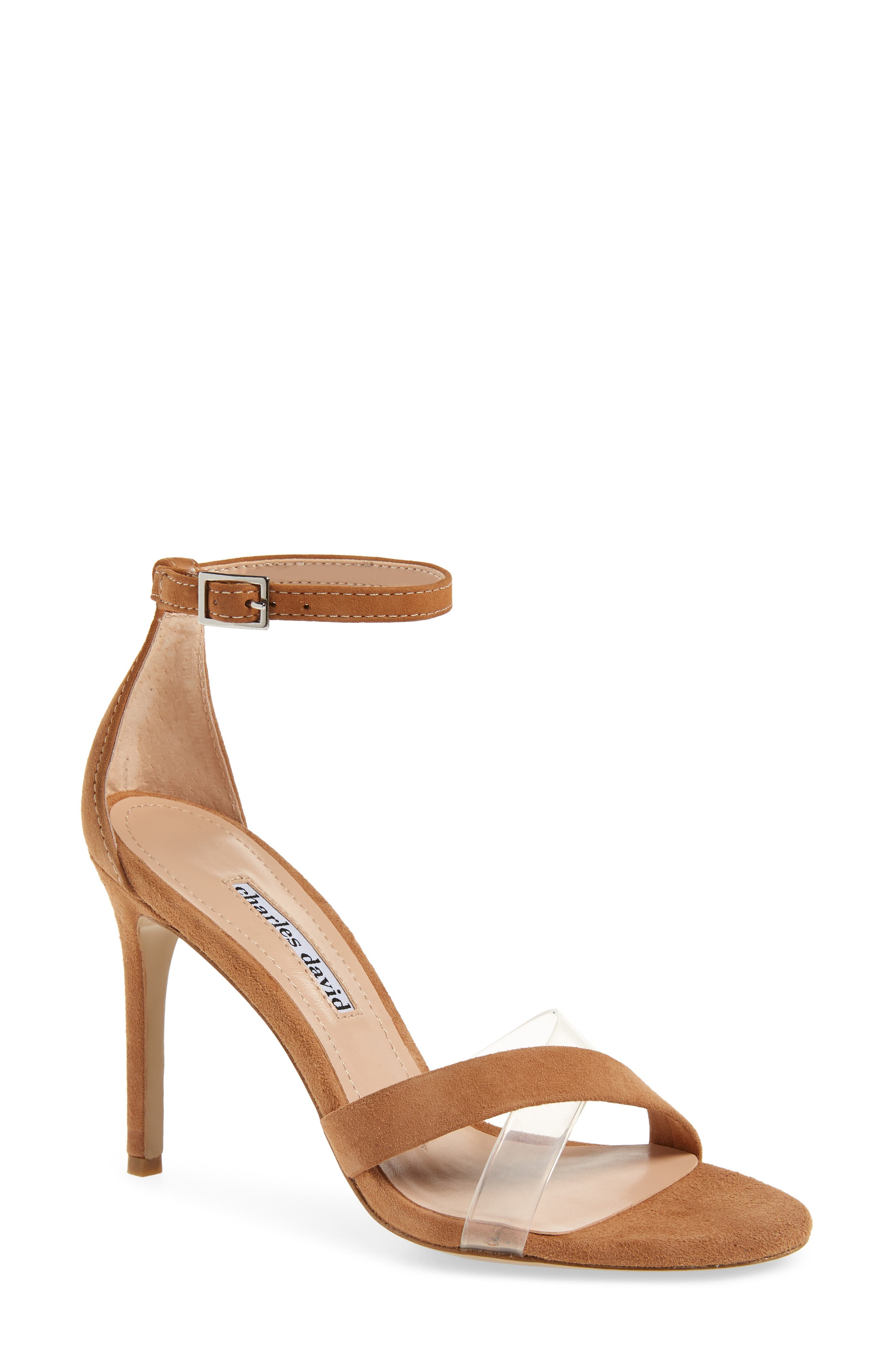 Charles David Courtney Sandal, Beige