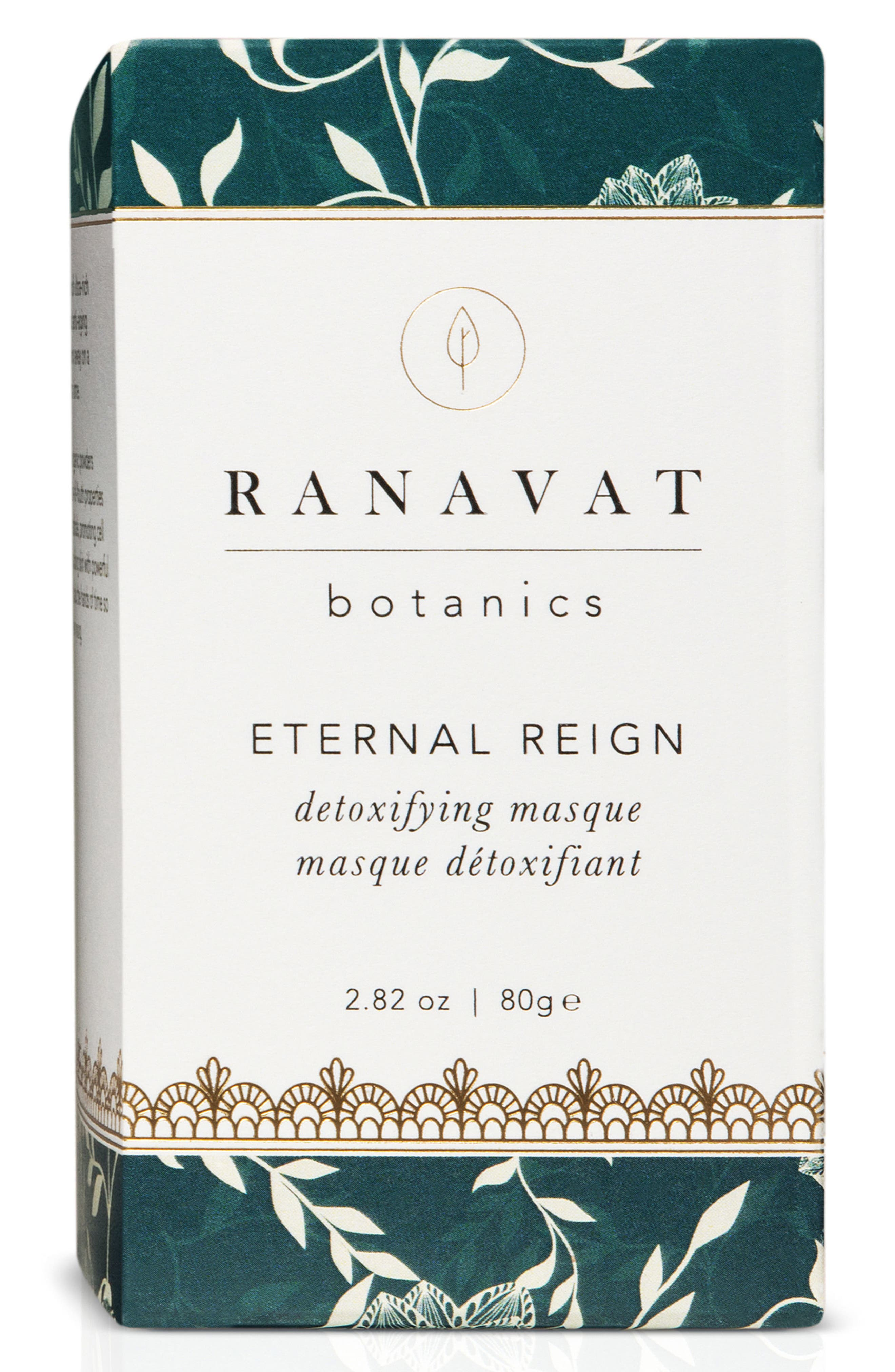 RANAVAT BOTANICS, Eternal Reign Detoxifying Masque, Alternate thumbnail 2, color, NO COLOR