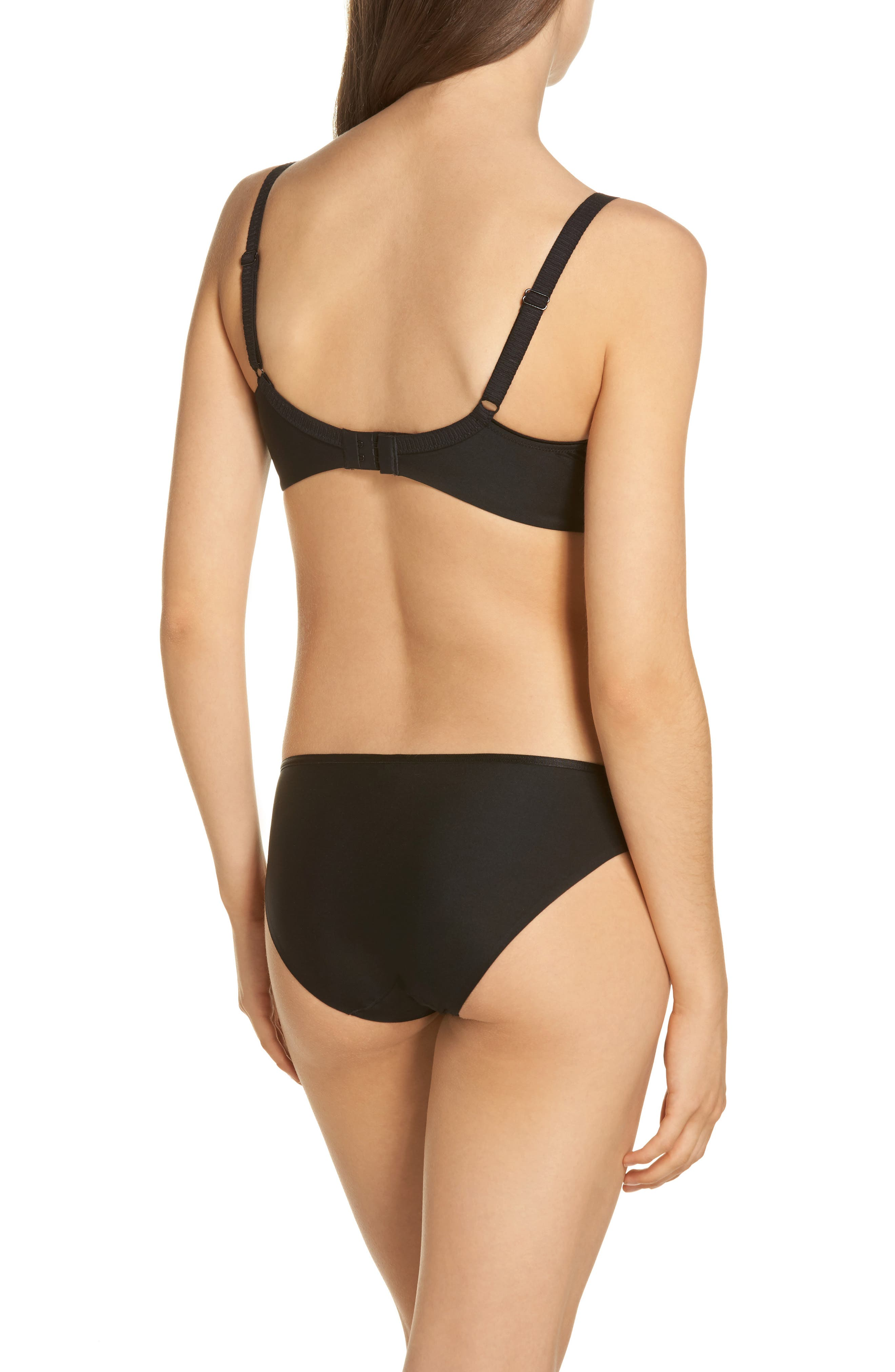 CHANTELLE LINGERIE, Orangerie Bikini, Alternate thumbnail 8, color, 001