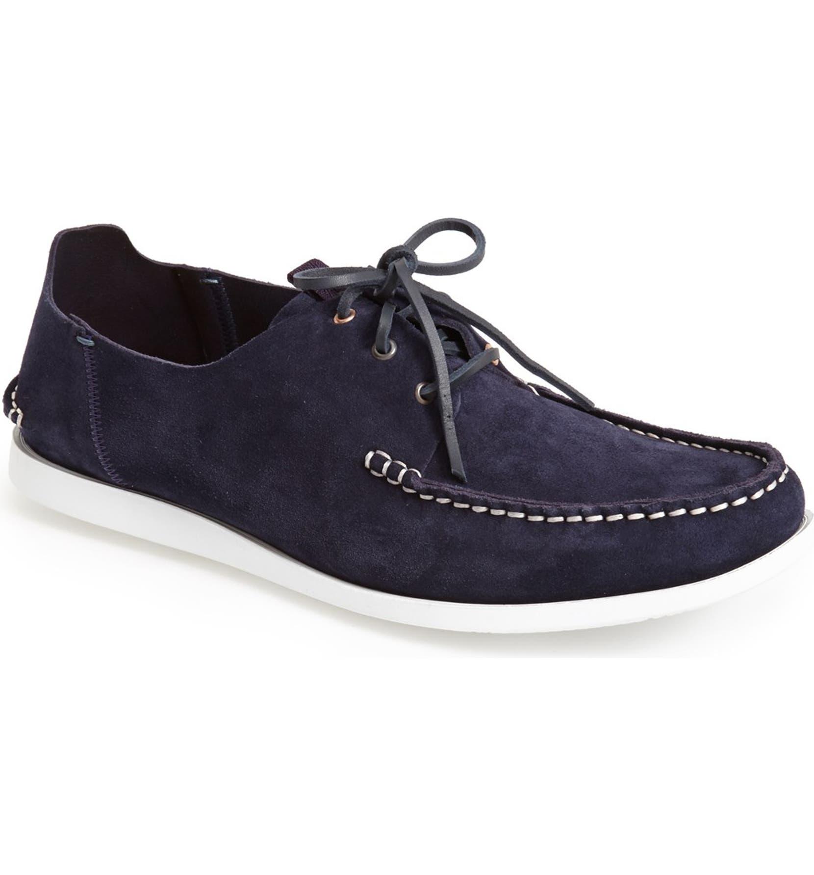 13fcbeade47 Paul Smith  Dagama  Suede Boat Shoe (Men)