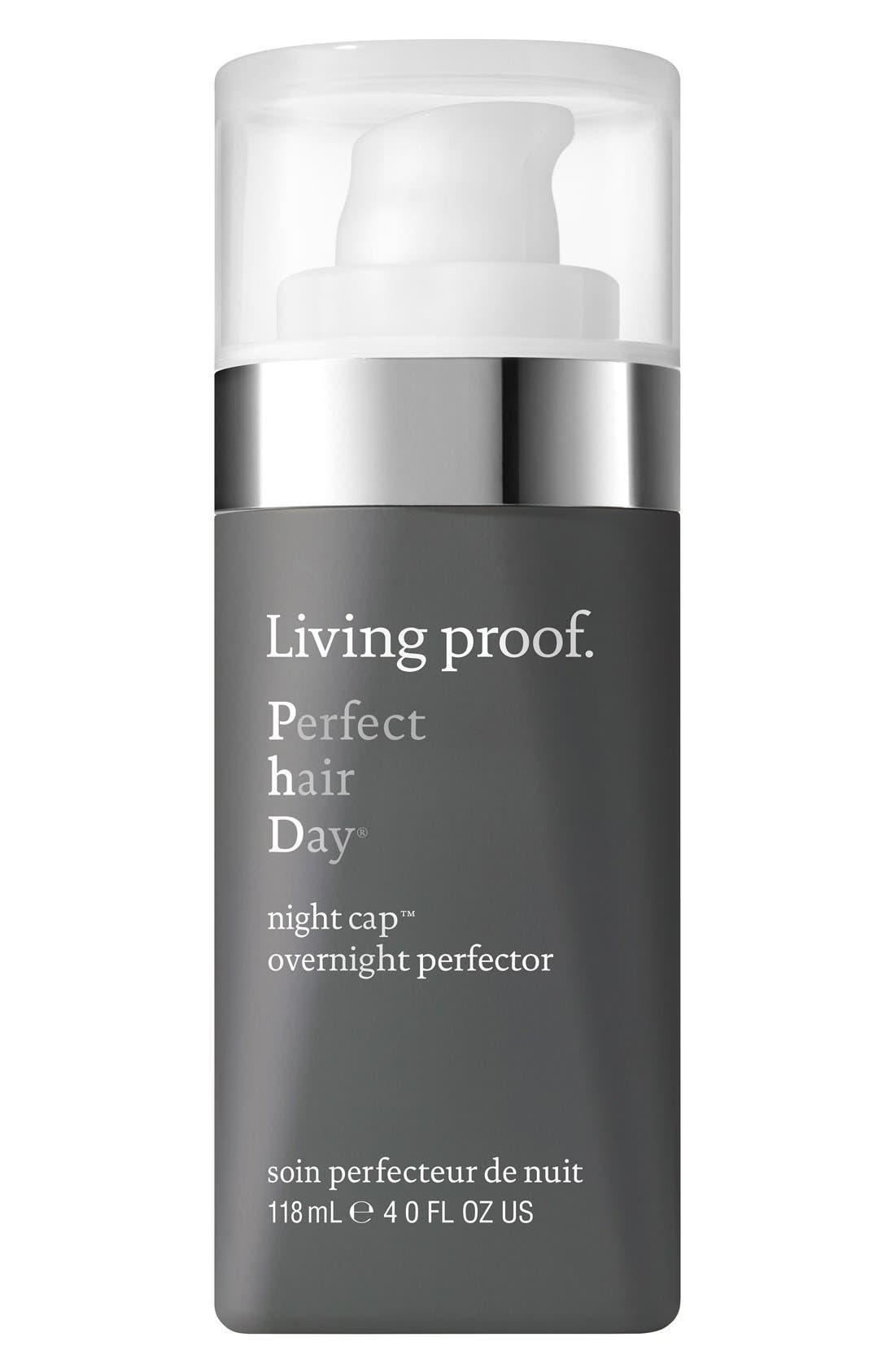 LIVING PROOF<SUP>®</SUP>, Perfect hair Day<sup>™</sup> Night Cap Perfector, Alternate thumbnail 3, color, NO COLOR