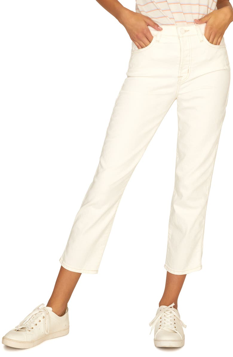 Sanctuary Jeans SANCUTARY TAPERED CROP JEANS