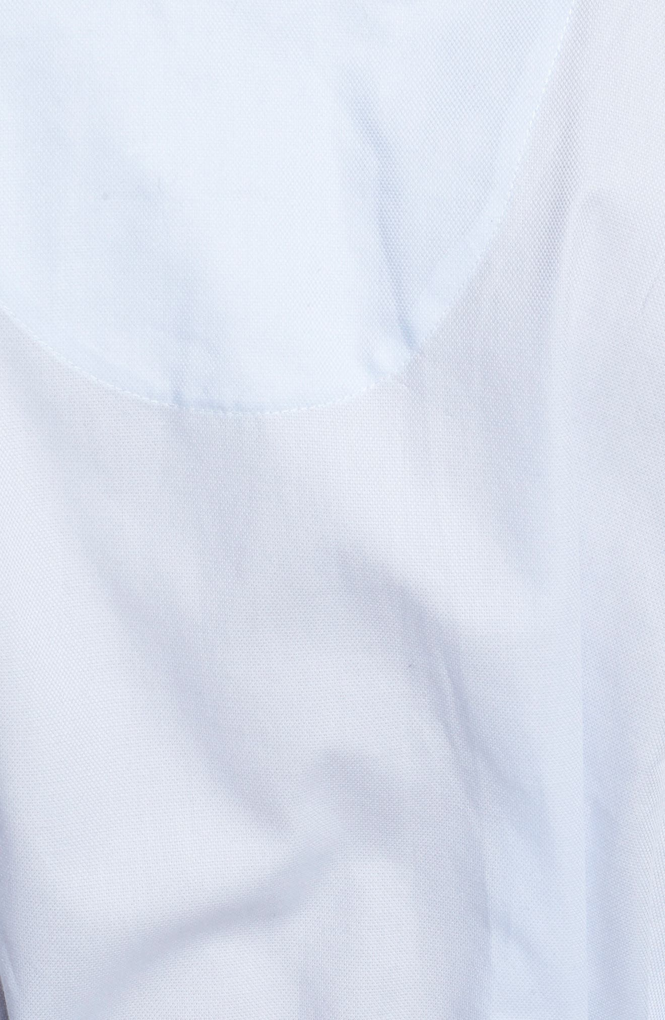 MAJESTIC INTERNATIONAL, 'Signature' Cotton Robe, Alternate thumbnail 3, color, SURF