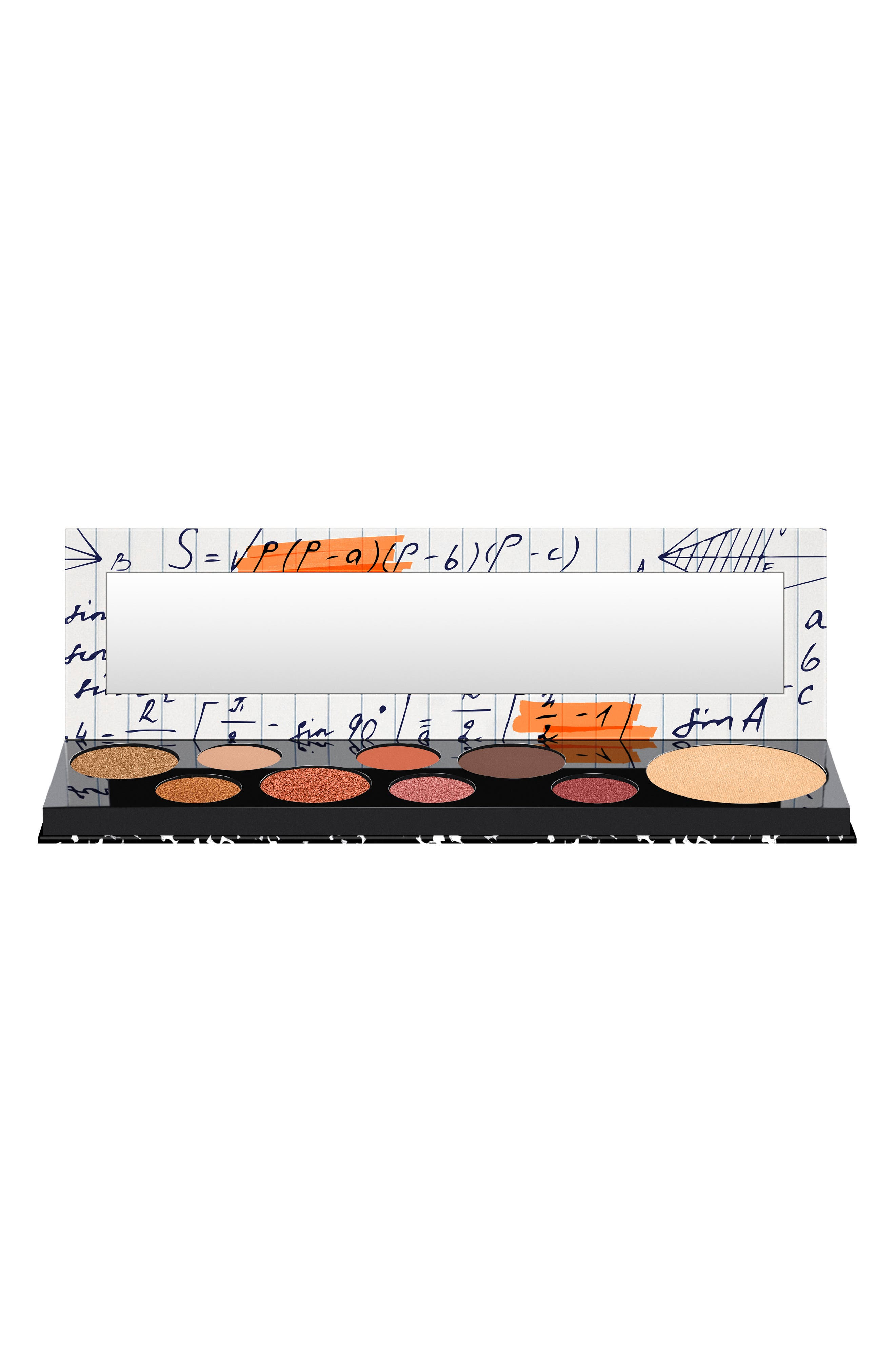 MAC COSMETICS, MAC Girls Smarty Pants Palette, Alternate thumbnail 3, color, SMARTY PANTS