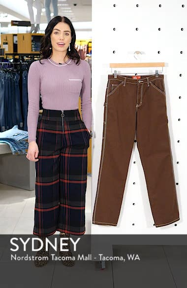 Relaxed Fit Carpenter Pants, sales video thumbnail