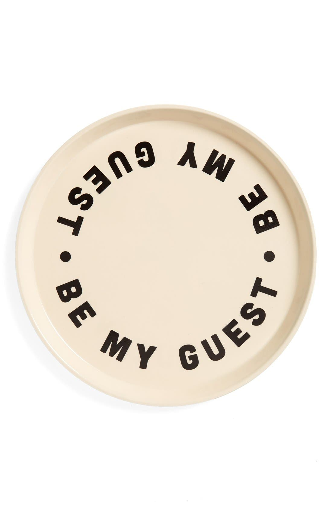 IZOLA Be My Guest Tray, Main, color, 100