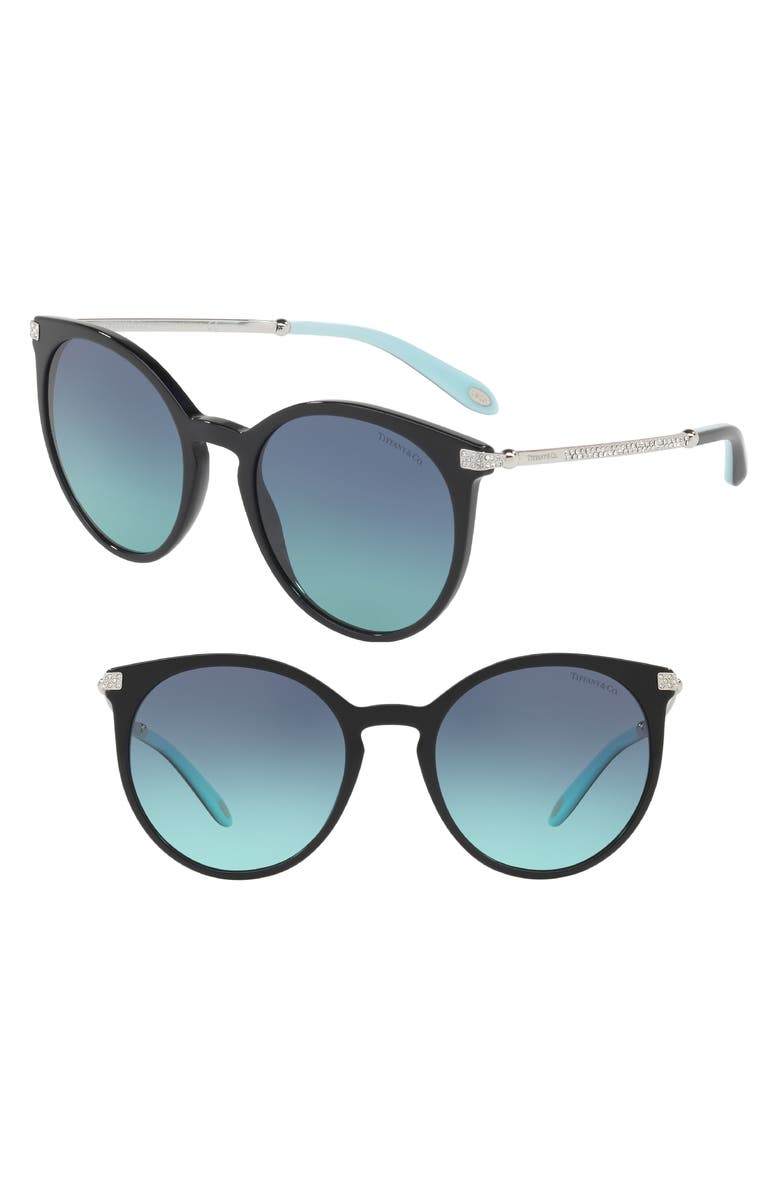4f0c0a4e93b Tiffany   Co. 54mm Gradient Round Sunglasses