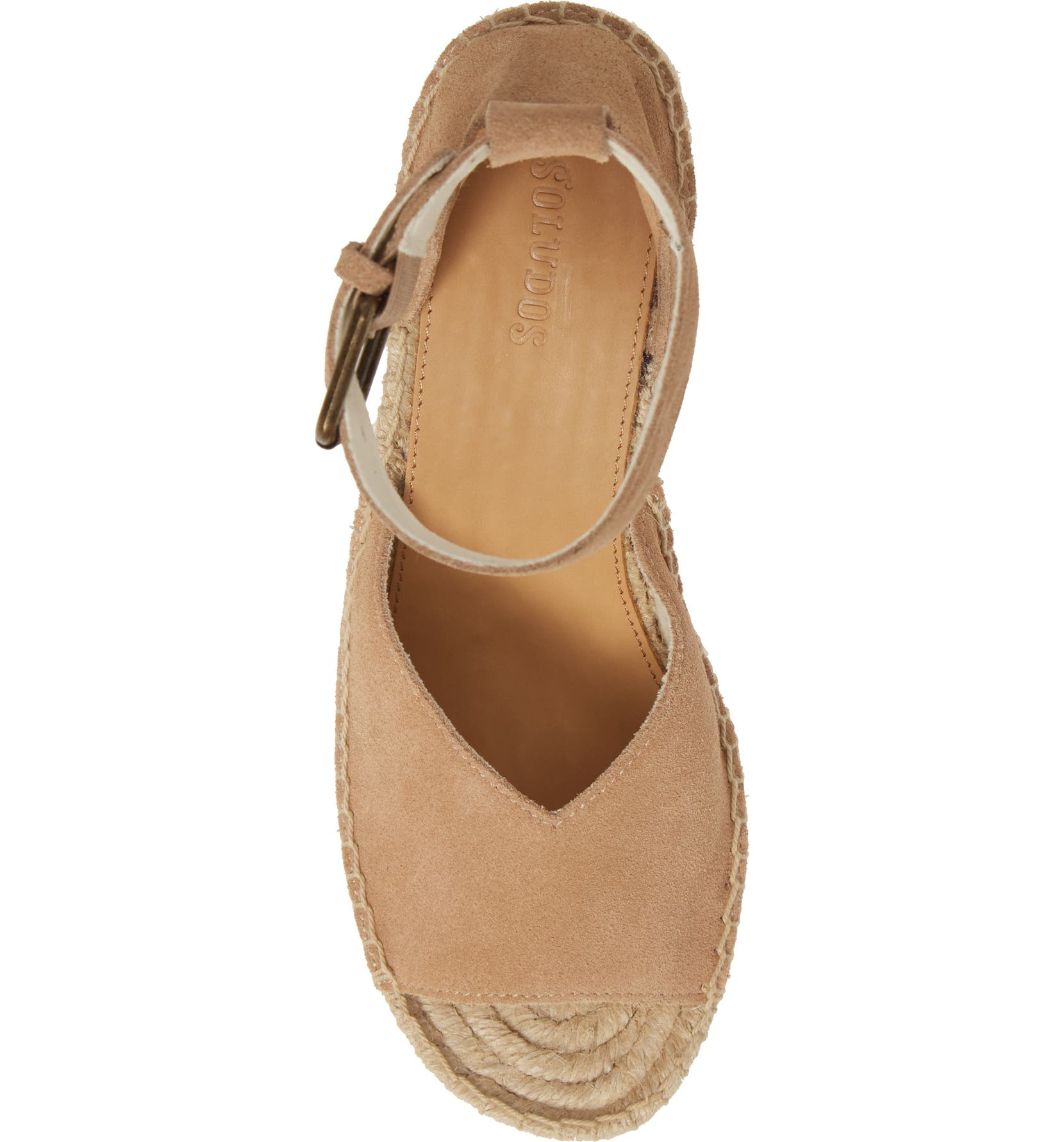 fe1e87000e29 Soludos Positano Espadrille Wedge Sandal (Women)