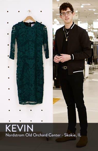 Soutache Sheath Dress, sales video thumbnail