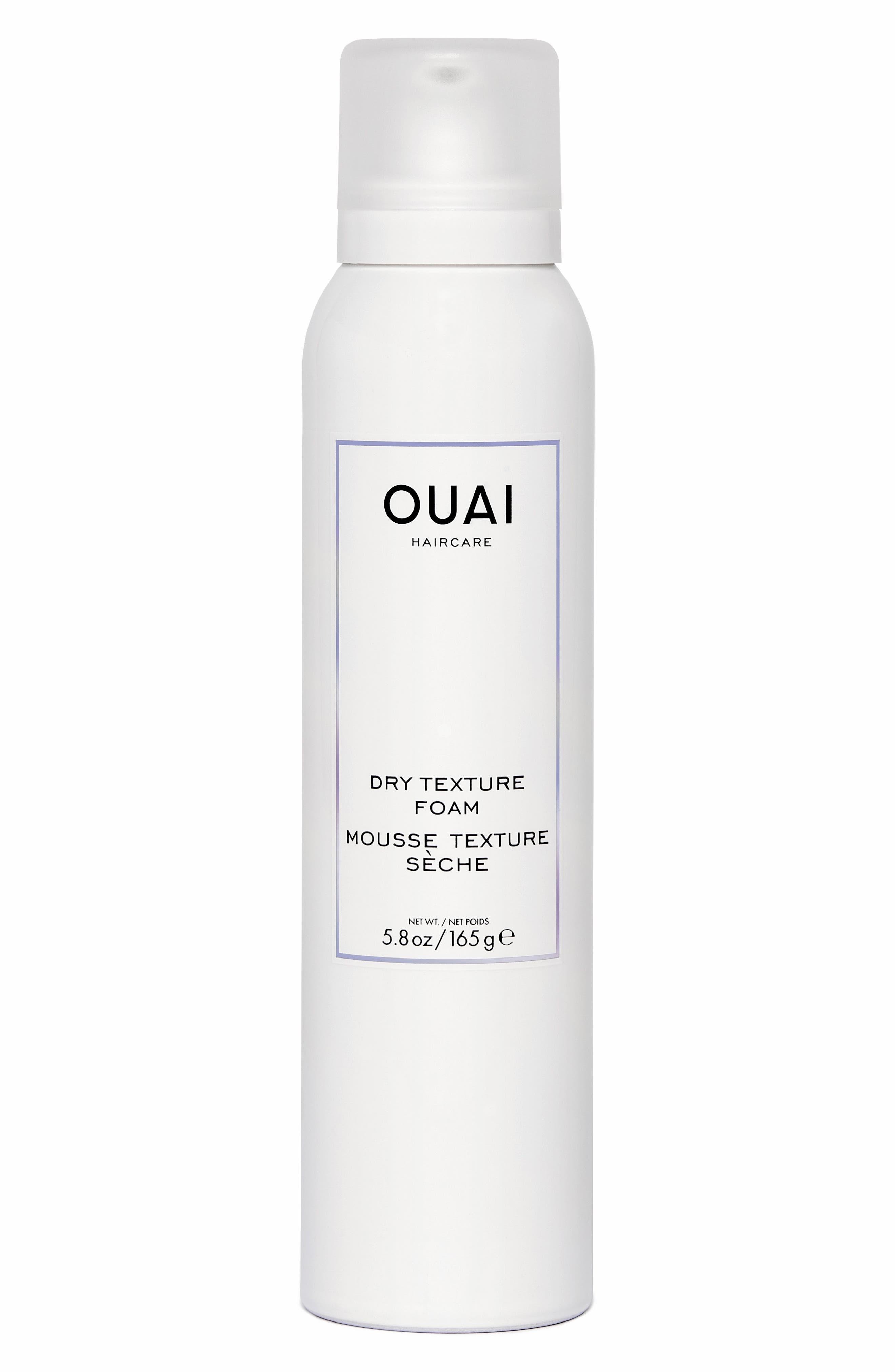OUAI, Dry Texture Foam, Main thumbnail 1, color, NO COLOR