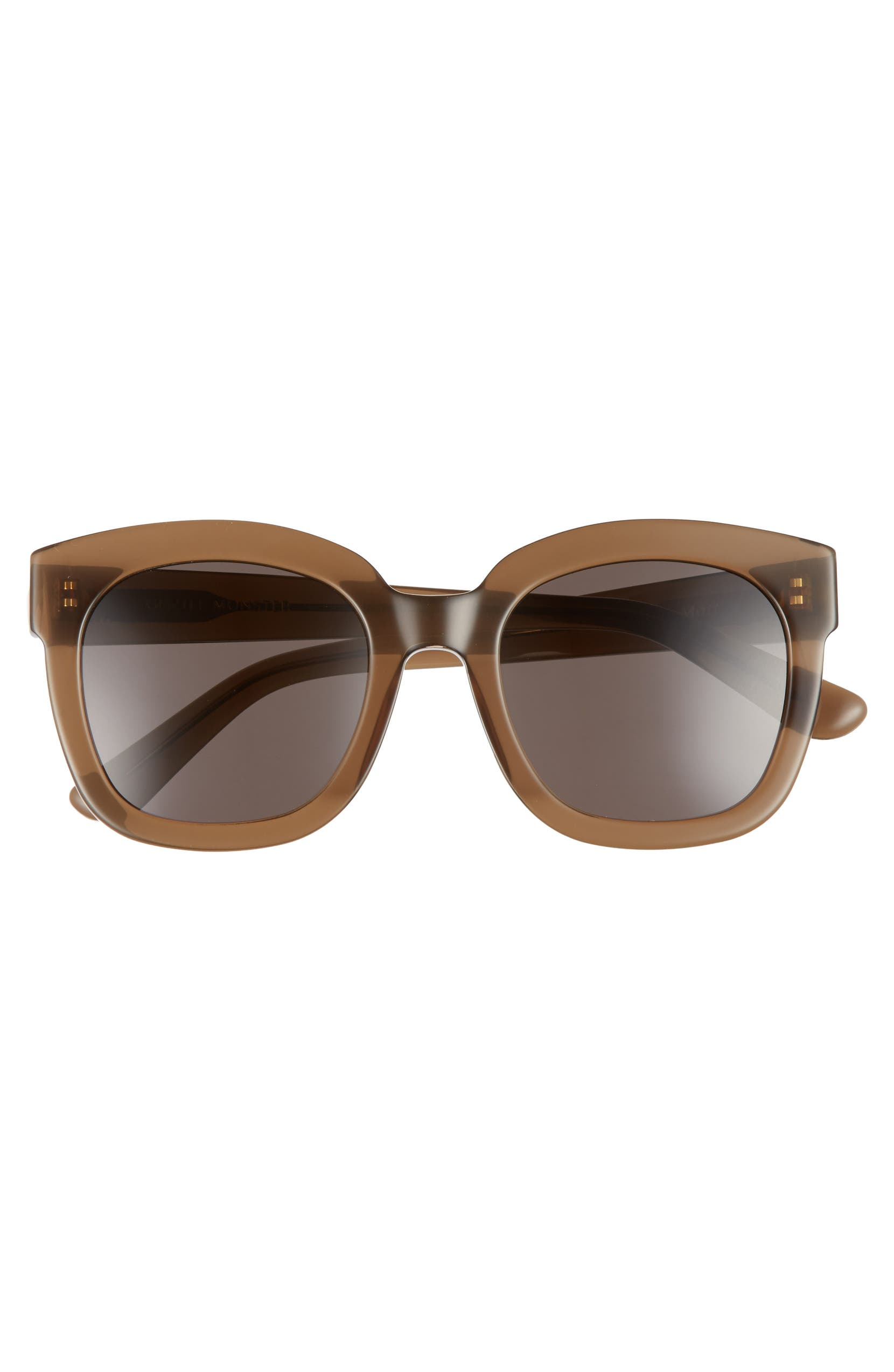 526ba598e6a6 Gentle Monster Matti 51mm Rounded Sunglasses