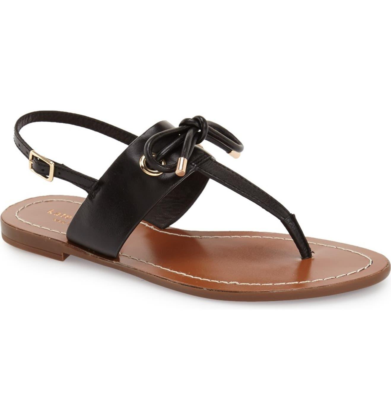 e78dbb871 kate spade new york  carolina  thong sandal (Women)