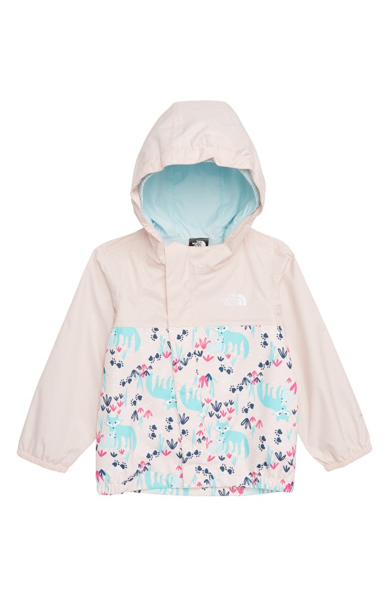 88a3b8e9428c The North Face Tailout Hooded Rain Jacket (Baby Girls)