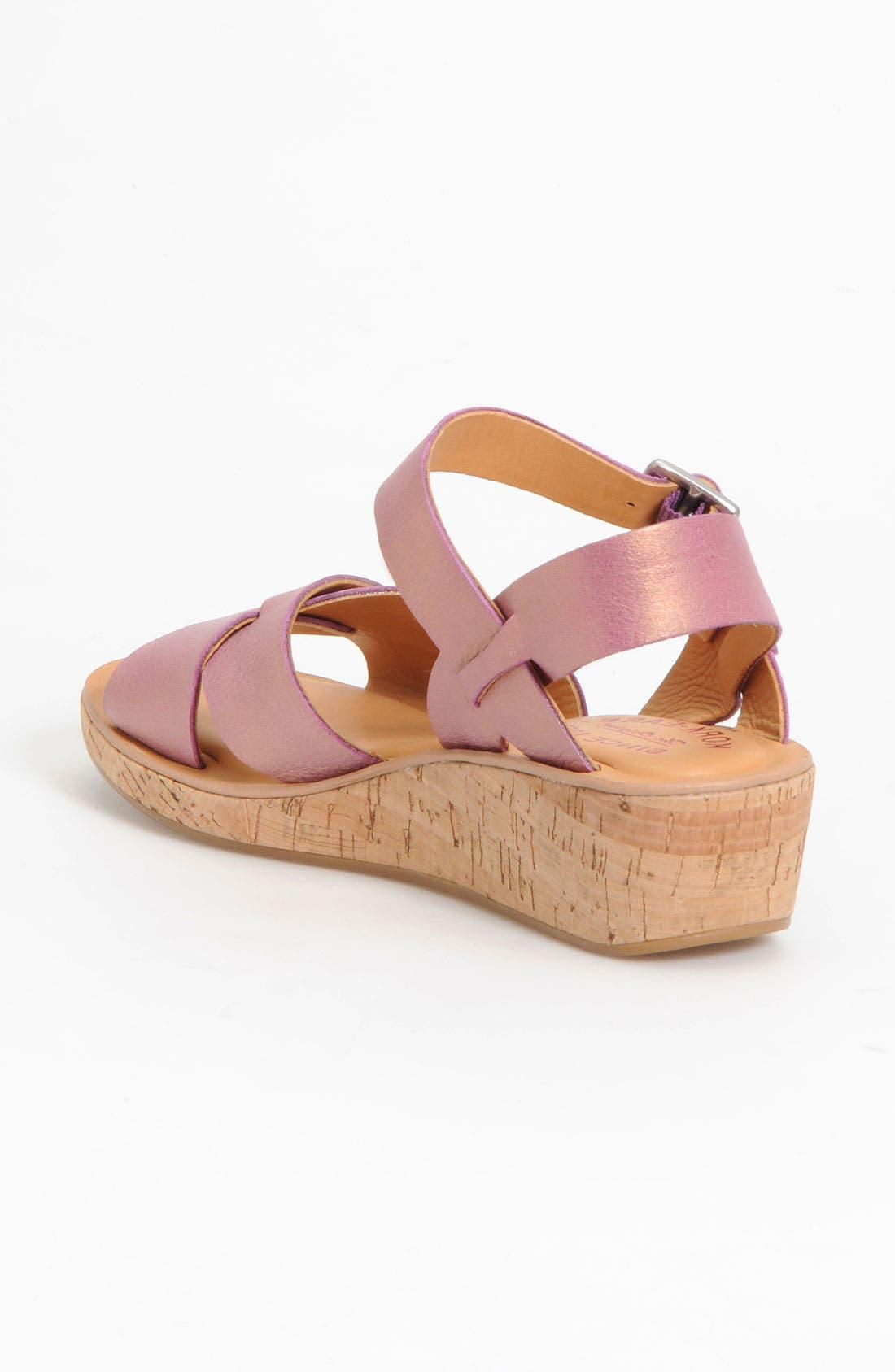 KORK-EASE<SUP>®</SUP>, Kork-Ease 'Myrna' Sandal, Alternate thumbnail 3, color, 500