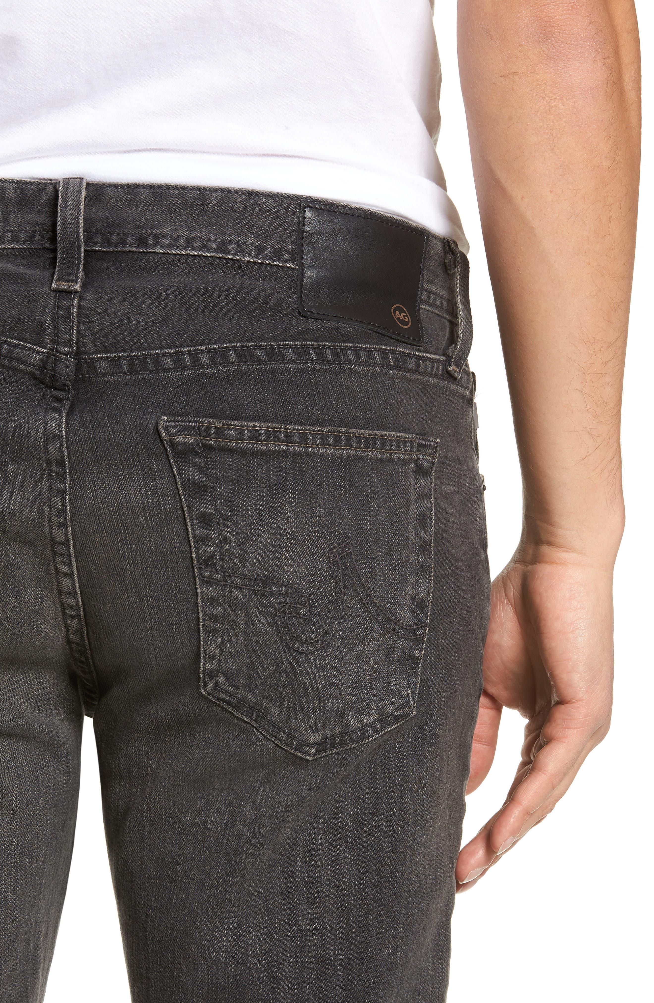 AG, Dylan Skinny Fit Jeans, Alternate thumbnail 4, color, 014