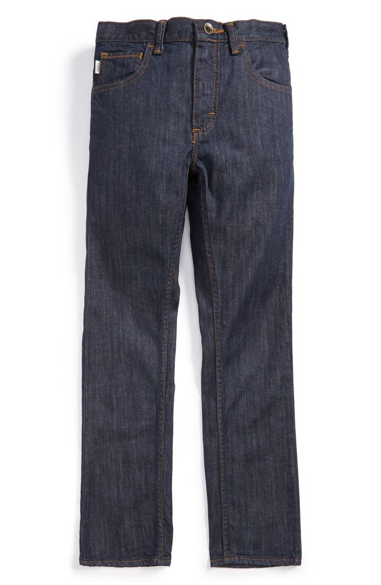 0d1a1feaa11f Vans  V66  Slim Fit Jeans (Big Boys)