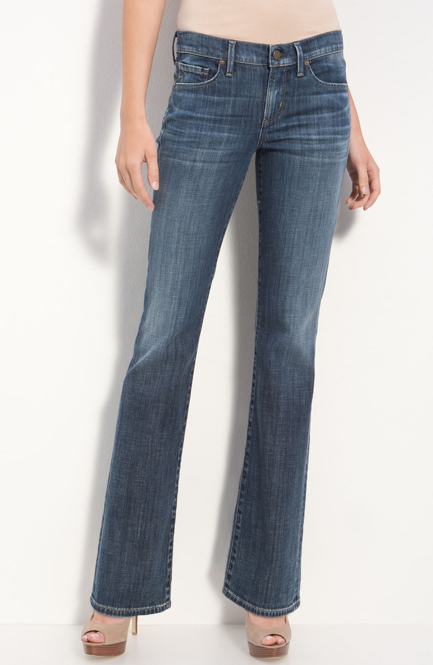 1c58b2a2264 Citizens of Humanity 'Dita' Slim Bootcut Jeans (Decade) (Petite)   Nordstrom