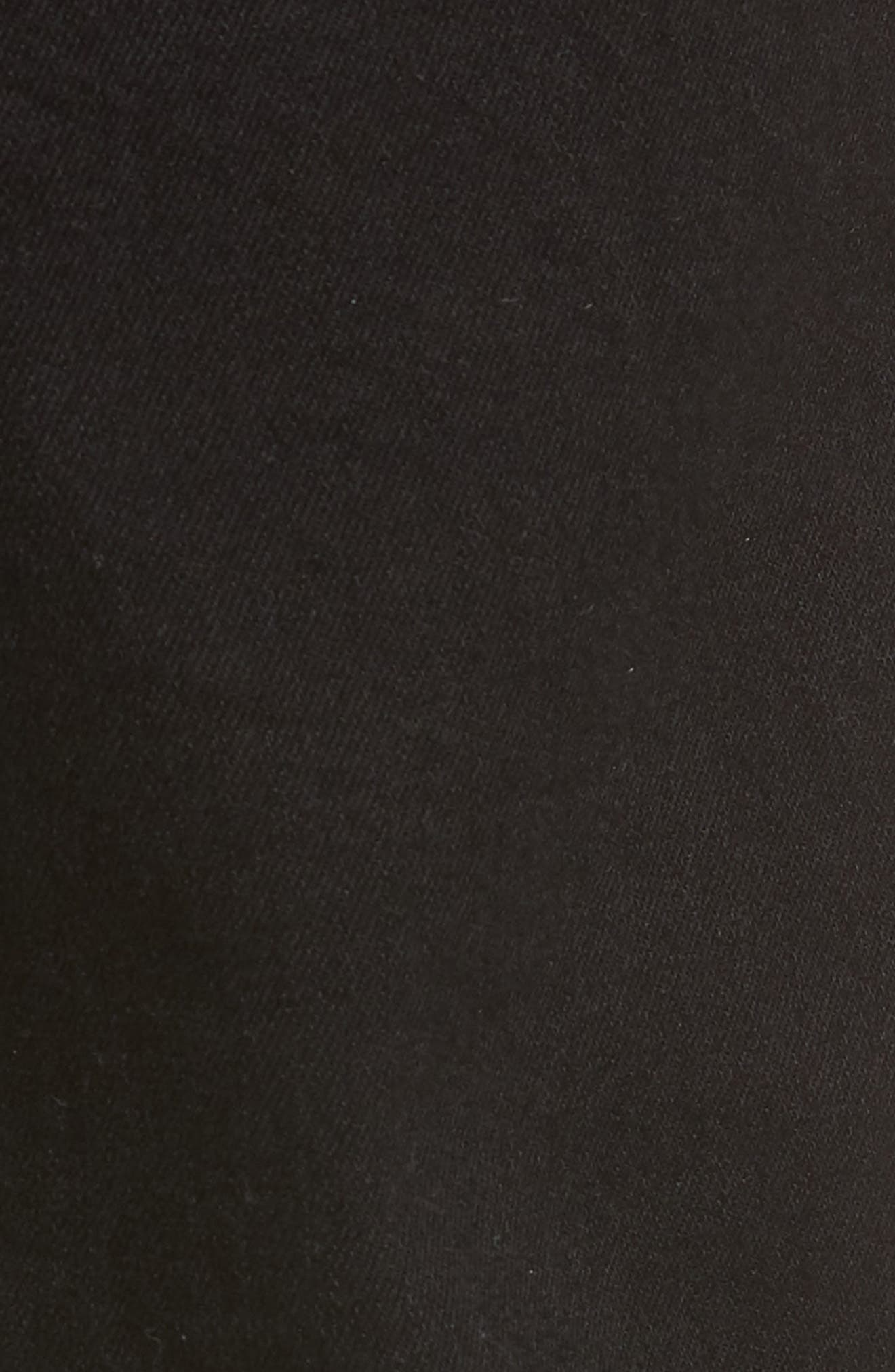 HUDSON JEANS, Blake Slim Fit Straight Leg Jeans, Alternate thumbnail 6, color, HASKETT