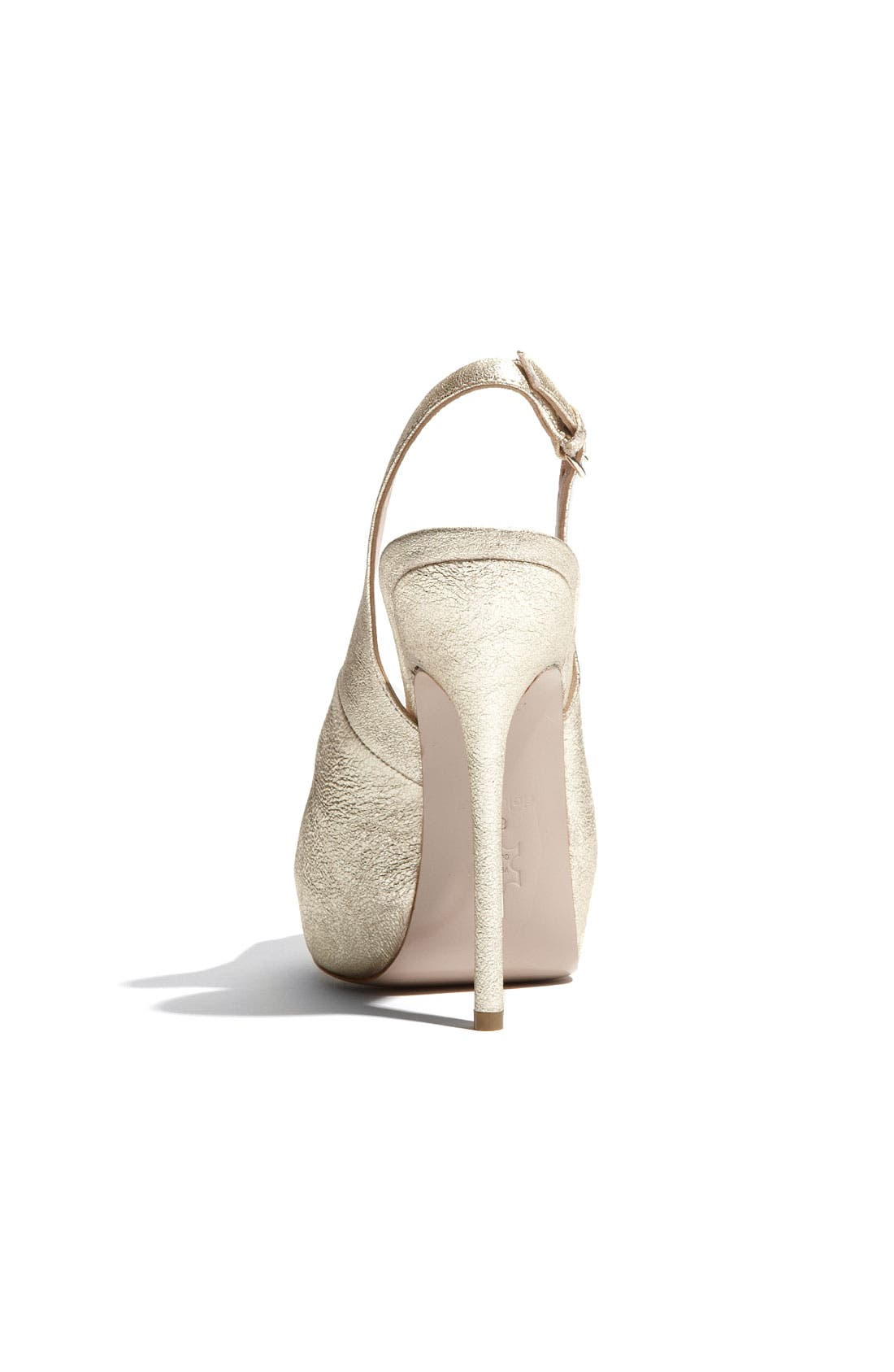 DOLCE VITA, 'Vivo' Slingback Pump, Alternate thumbnail 4, color, 045