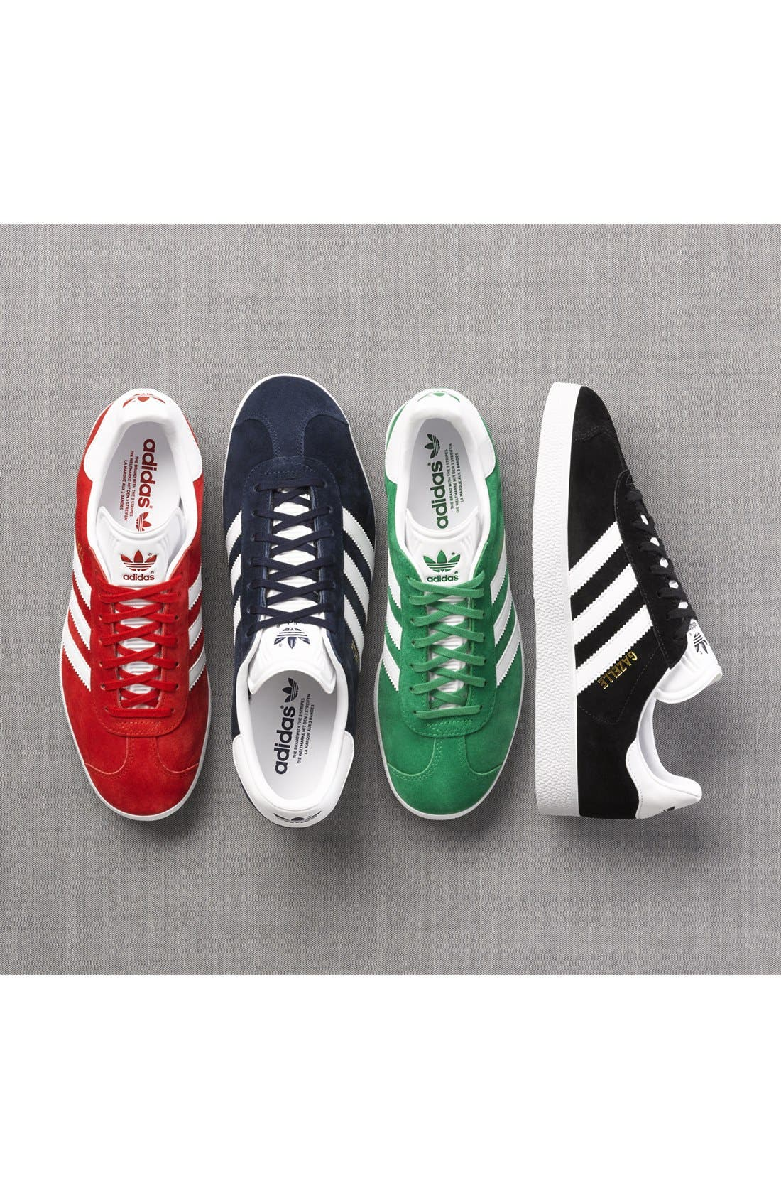 ADIDAS, Gazelle Sneaker, Main thumbnail 1, color, 056